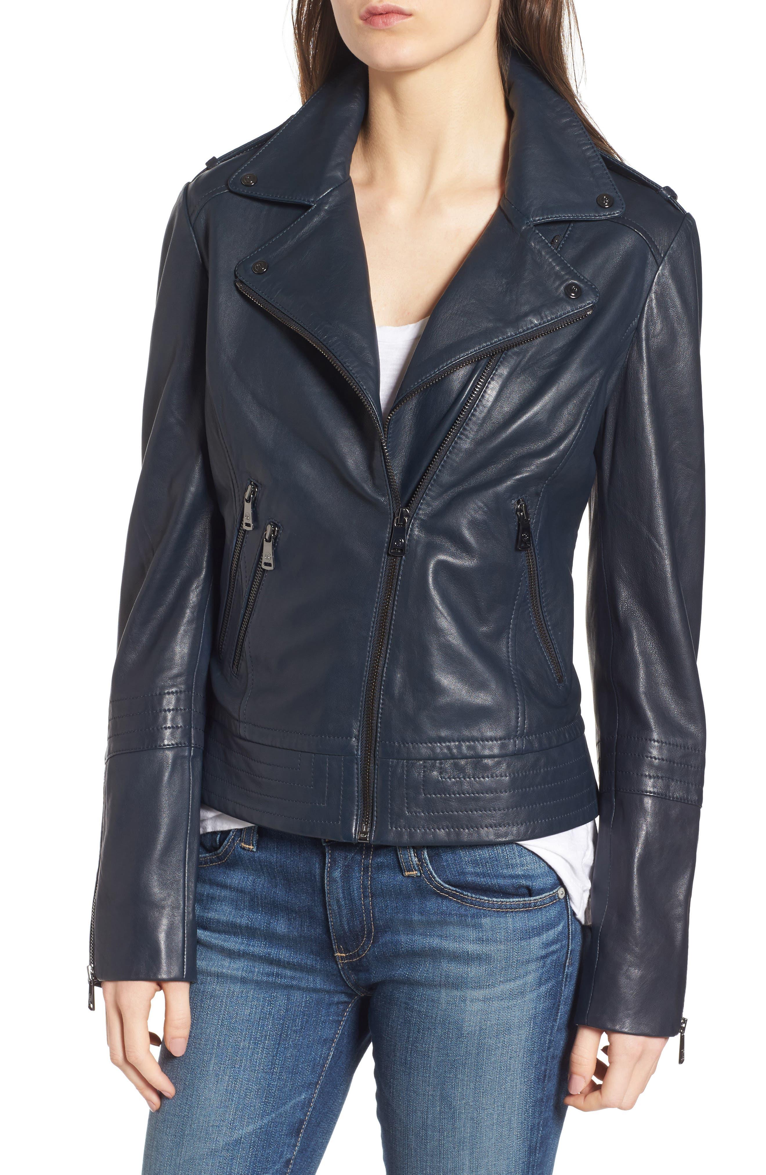 Alternate Image 4  - Bernardo Lirio Moto Jacket
