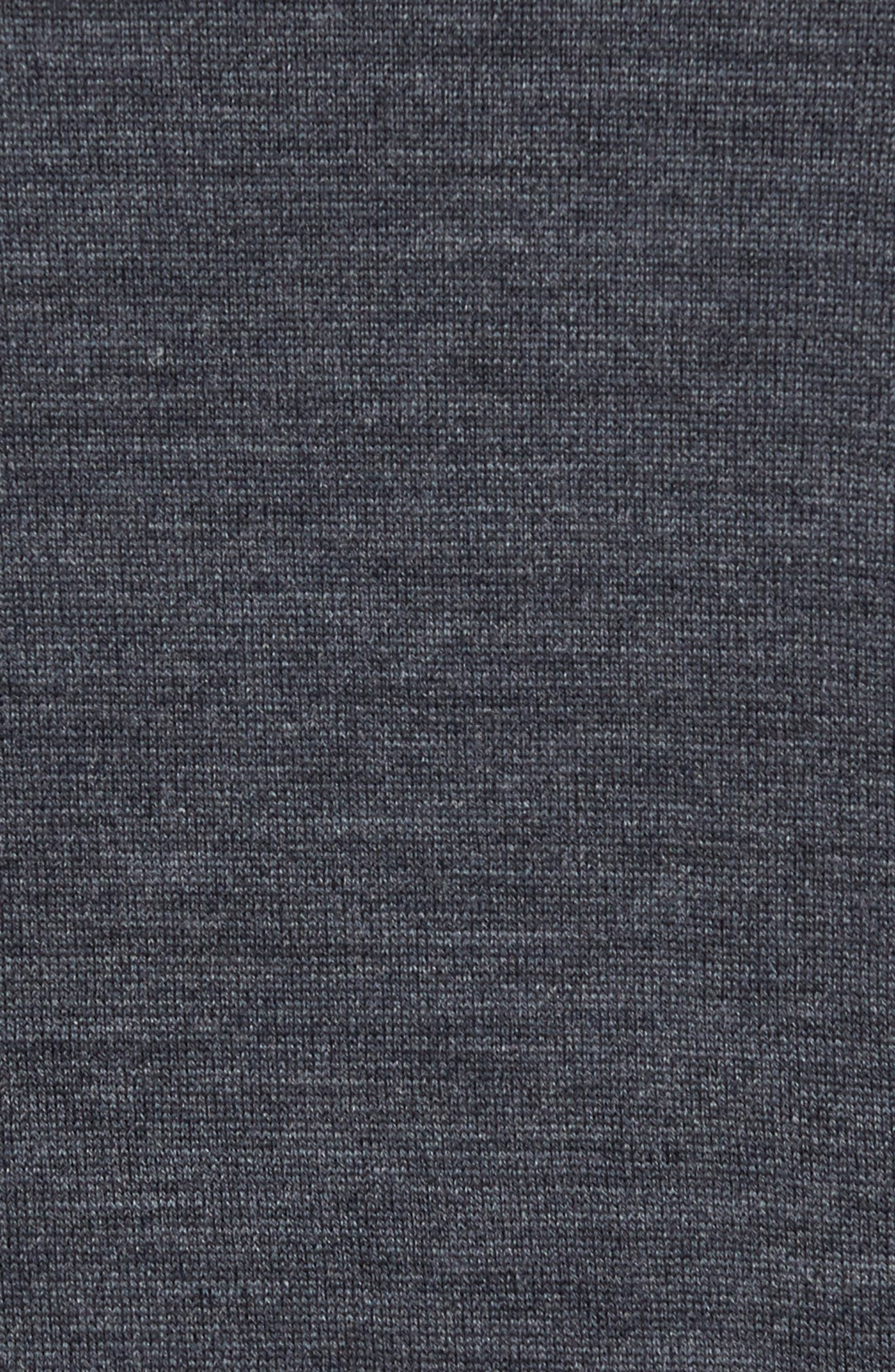 Alternate Image 5  - John Smedley Standard Fit Wool Cardigan