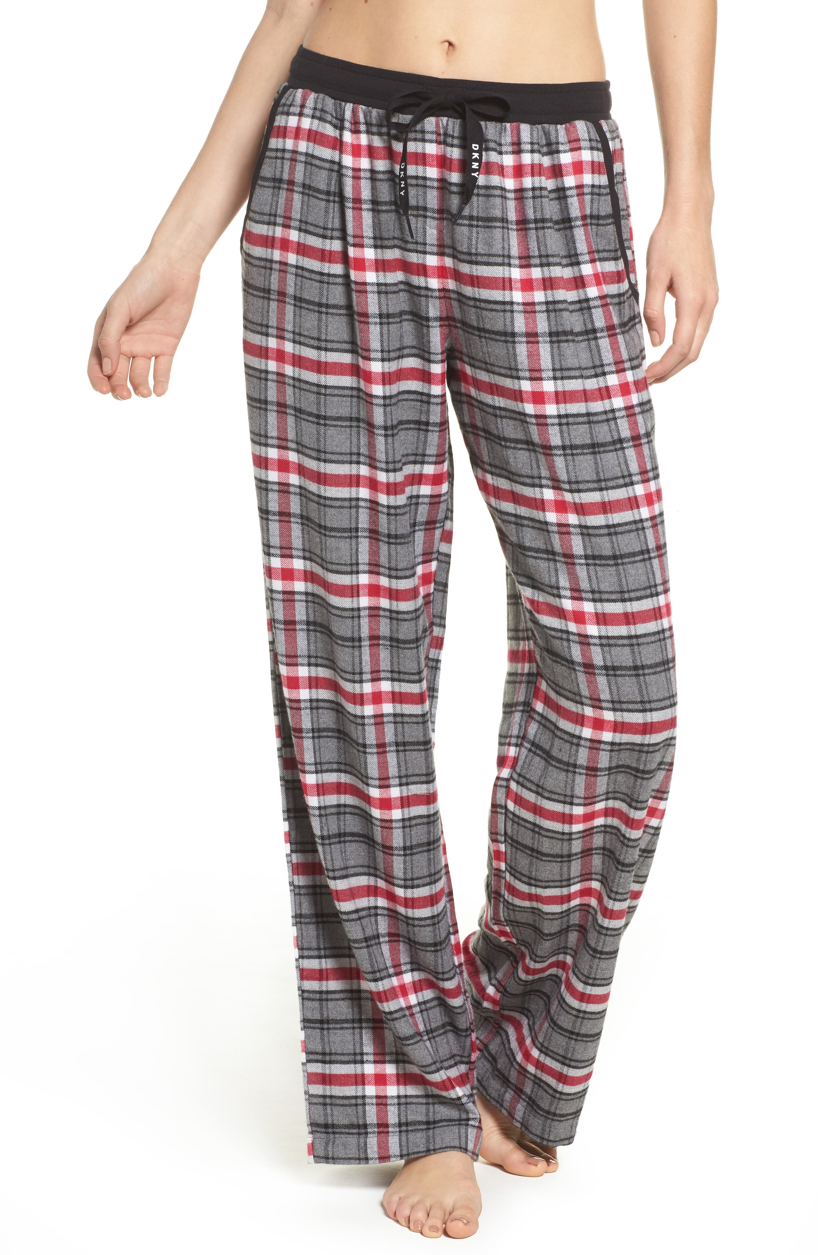 Alternate Image 1 Selected - DKNY Pajama Pants