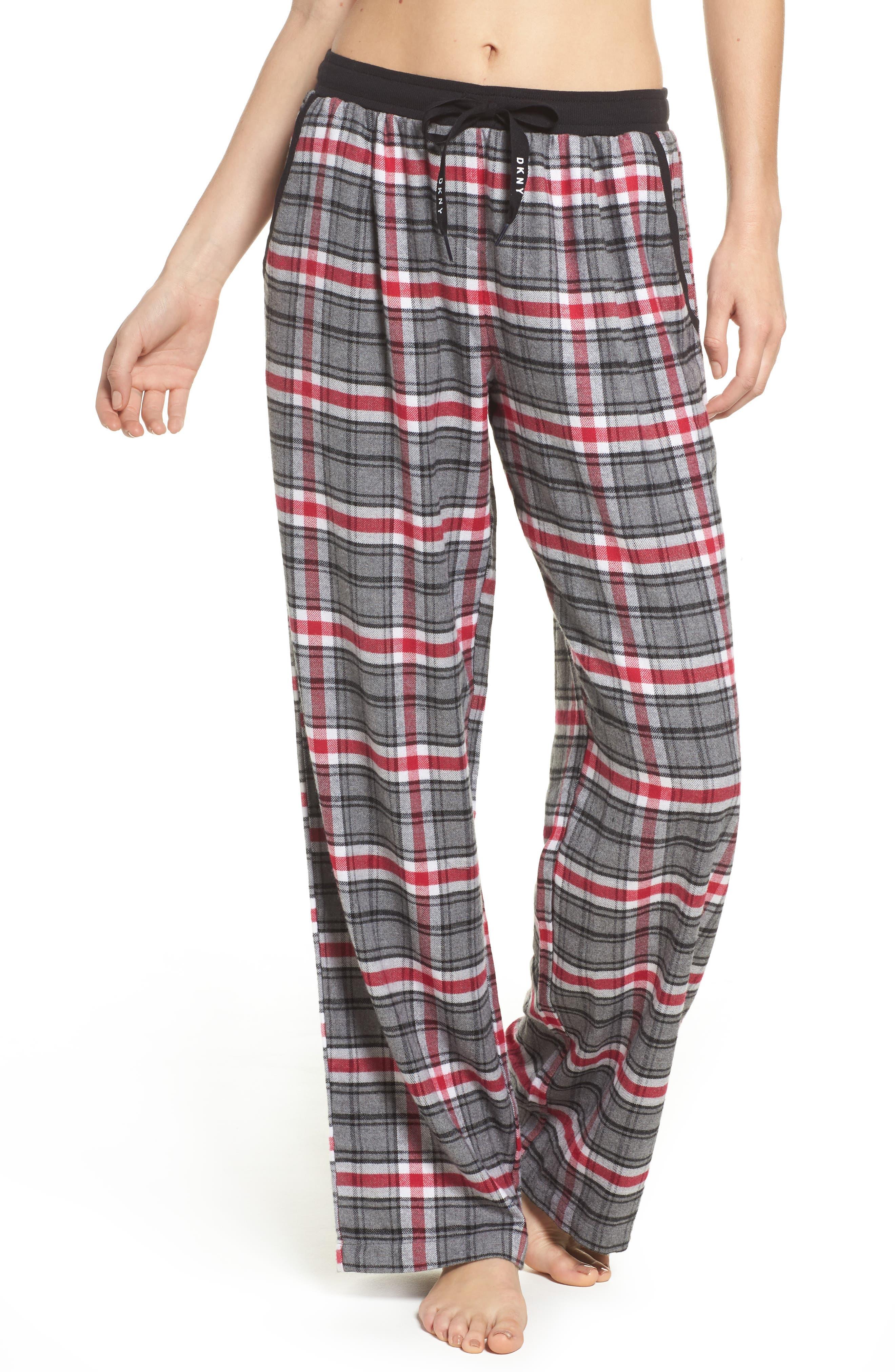 Main Image - DKNY Pajama Pants