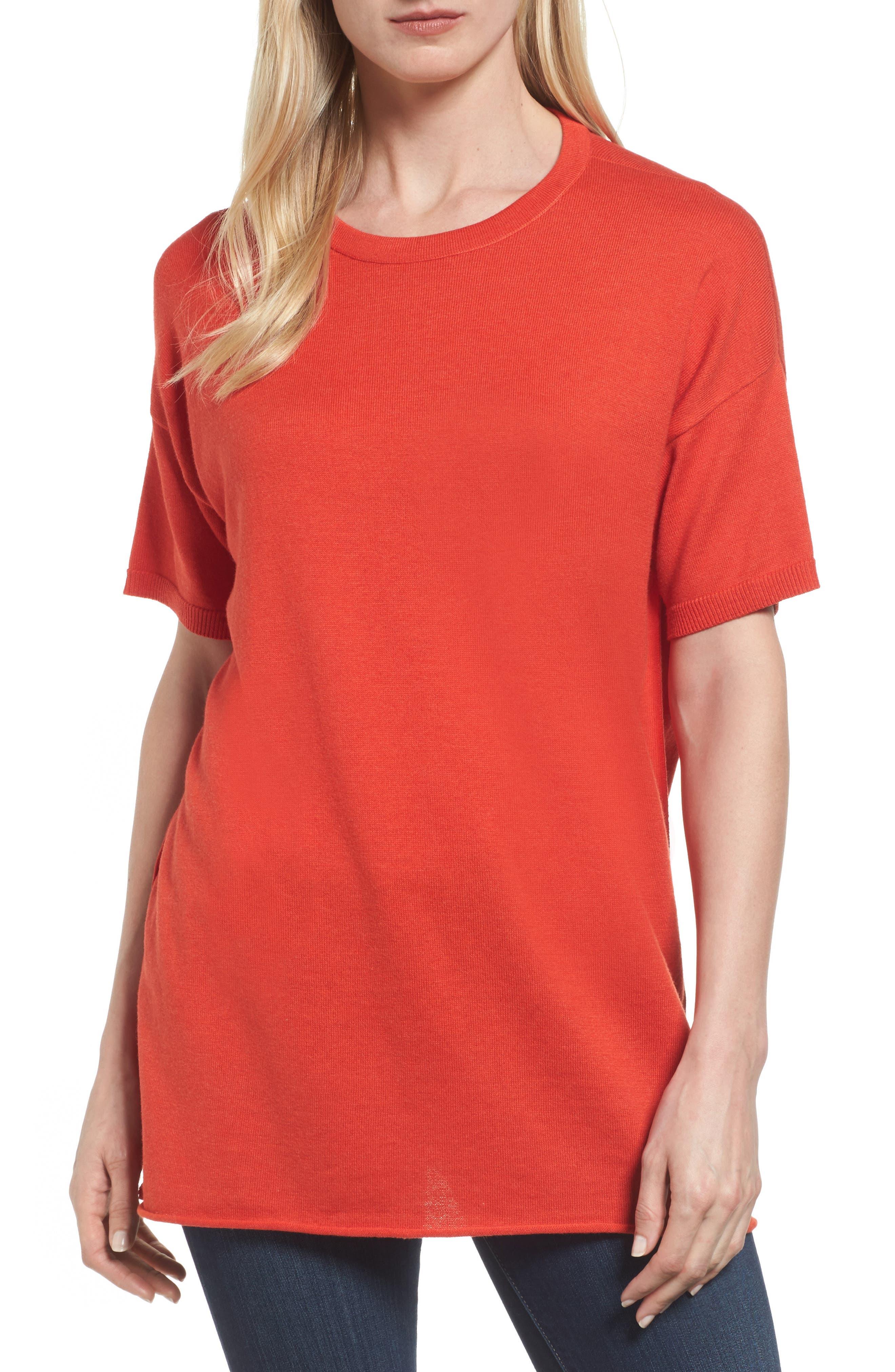 Eileen Fisher Organic Cotton Top