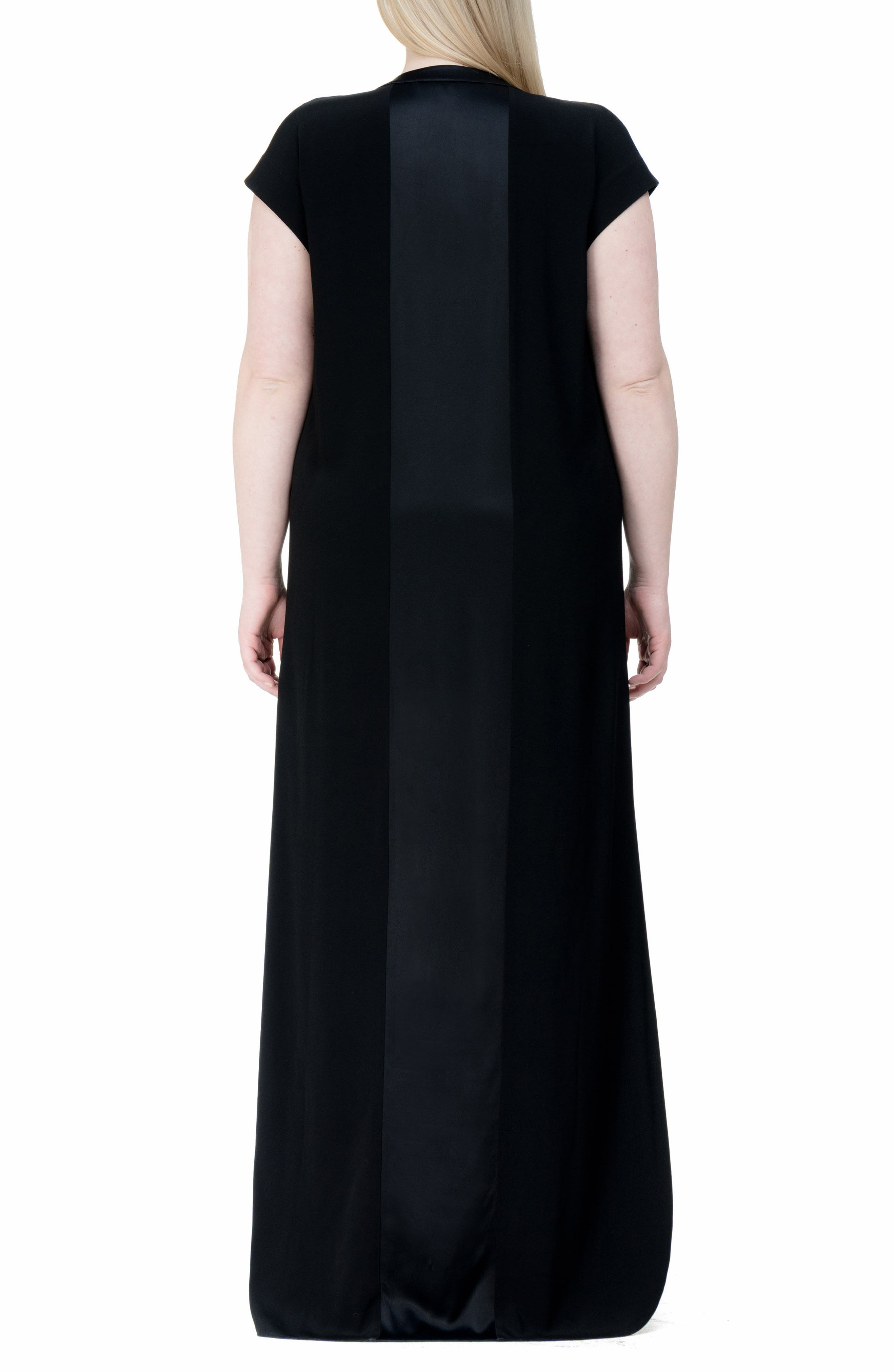Alternate Image 2  - UNIVERSAL STANDARD Winsett A-Line Gown (Plus Size)