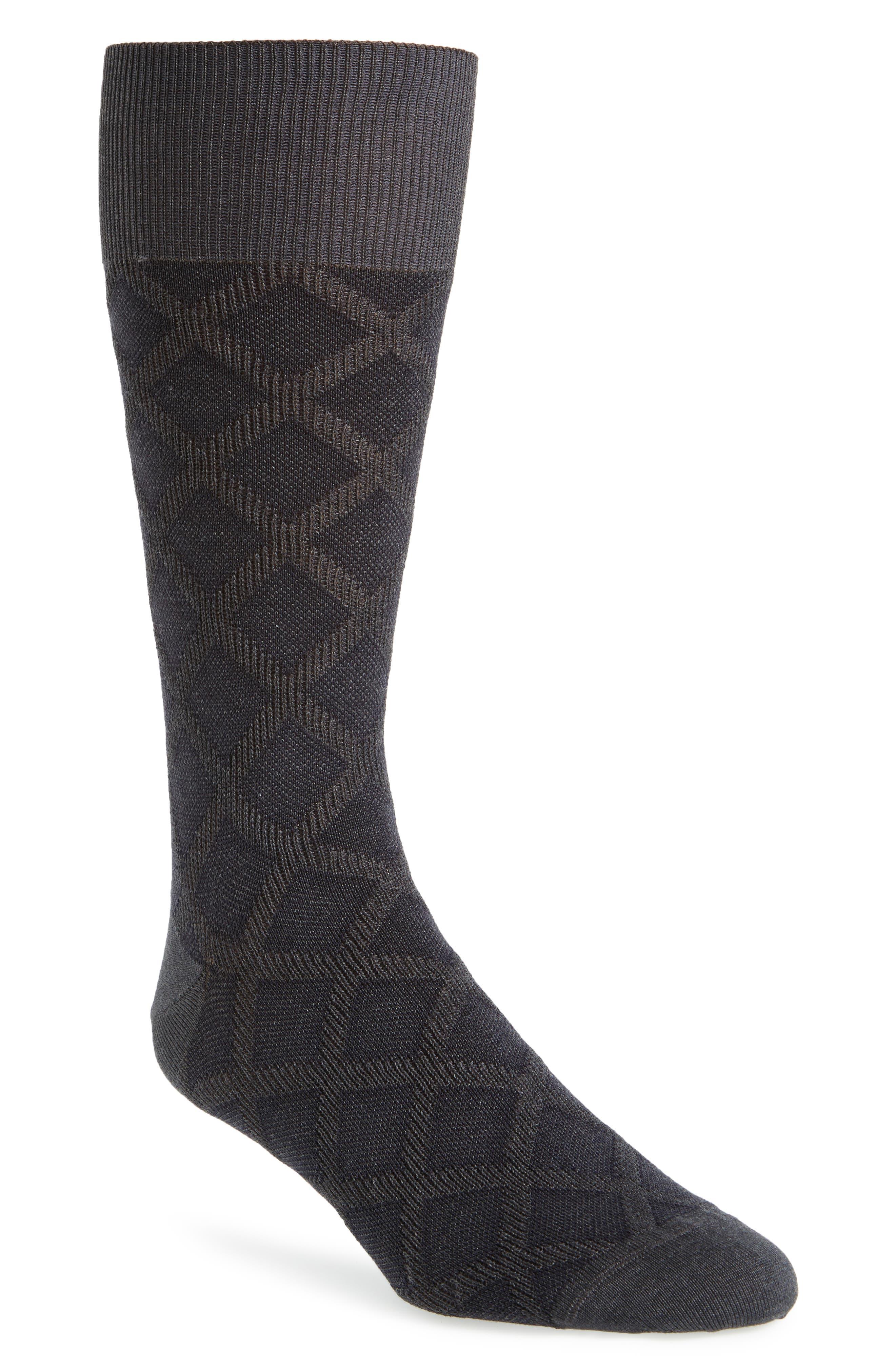 Alternate Image 1 Selected - John W. Nordstrom® Argyle Socks