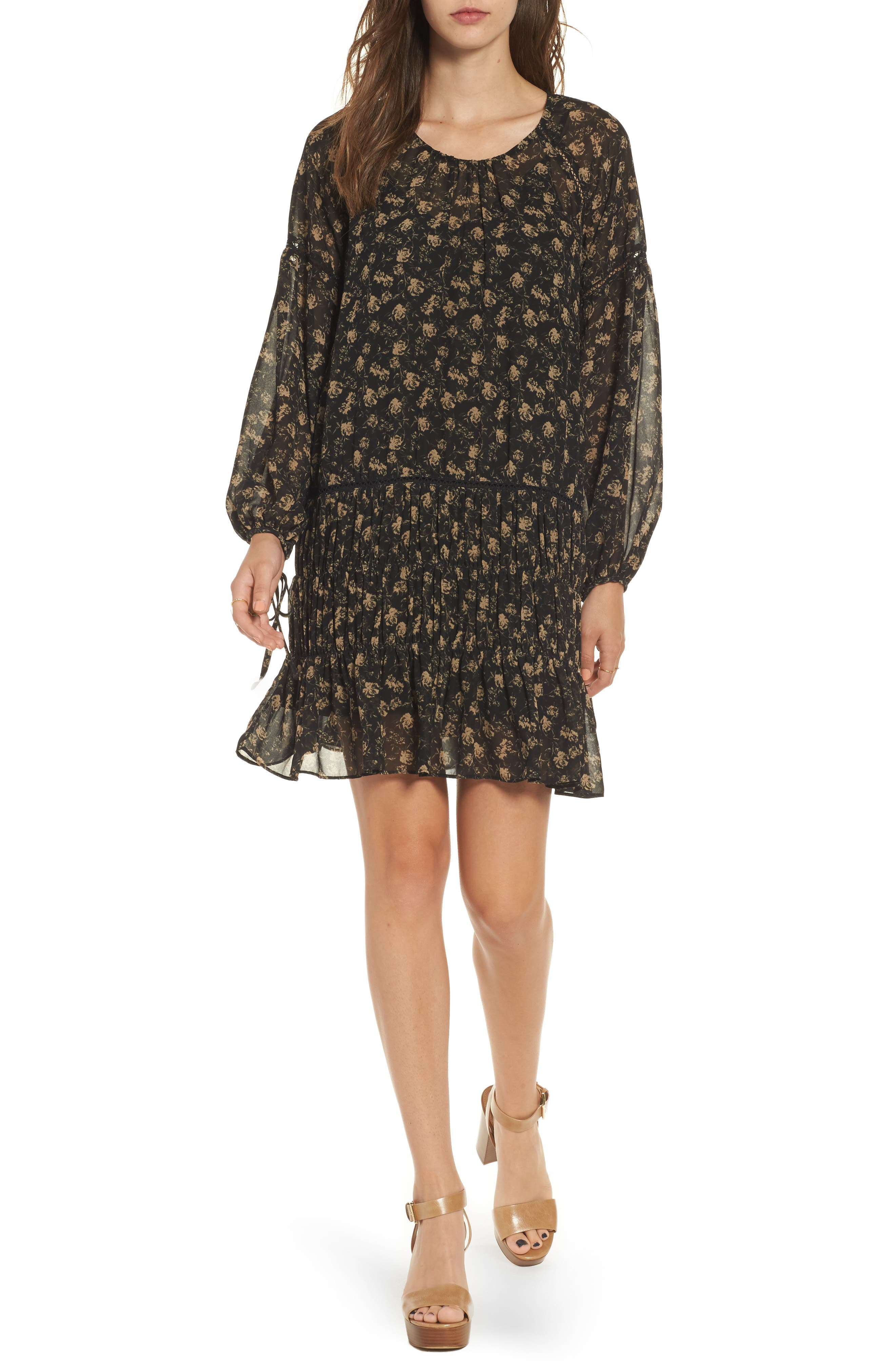 Alternate Image 1 Selected - ASTR the Label Daria Dress