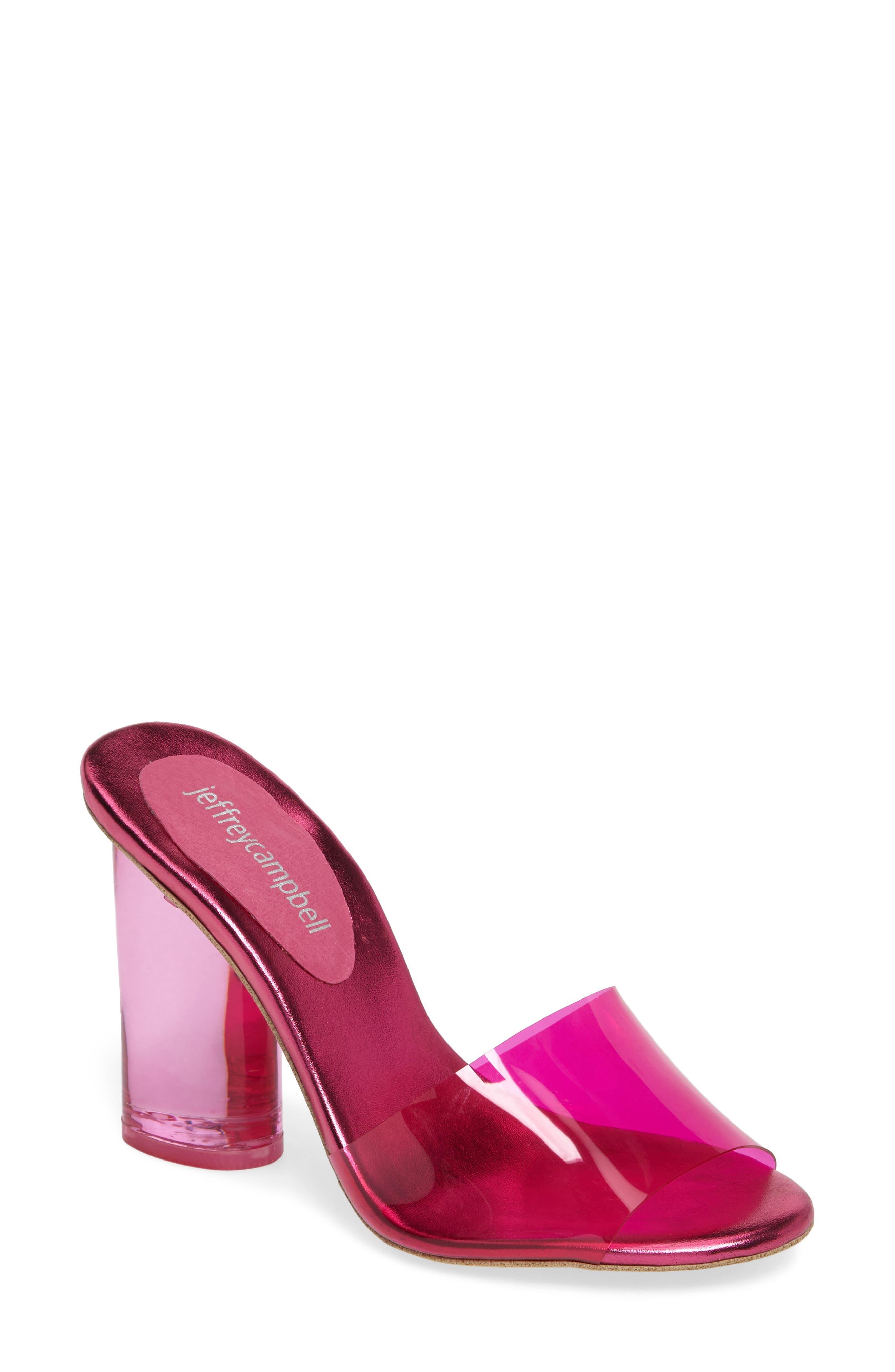 Alternate Image 1 Selected - Jeffrey Campbell Minuit Slide Sandal (Women)