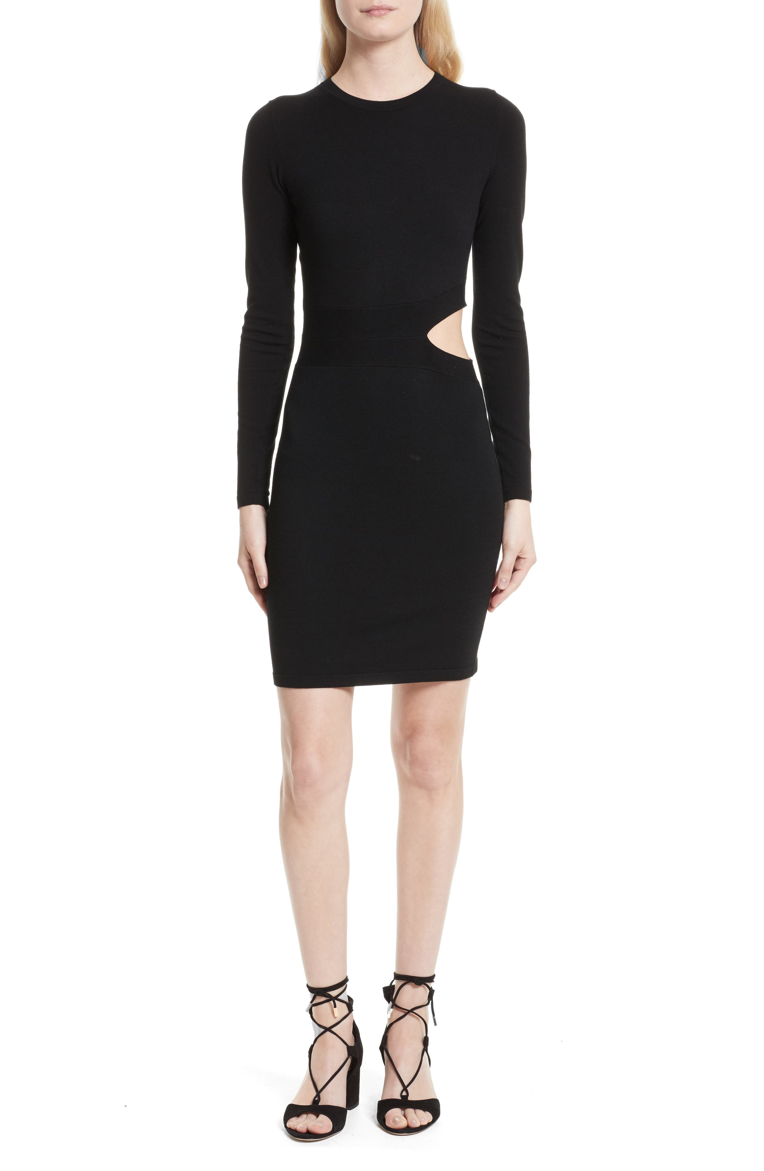 Alternate Image 1 Selected - Elizabeth and James Railey Cutout Dress