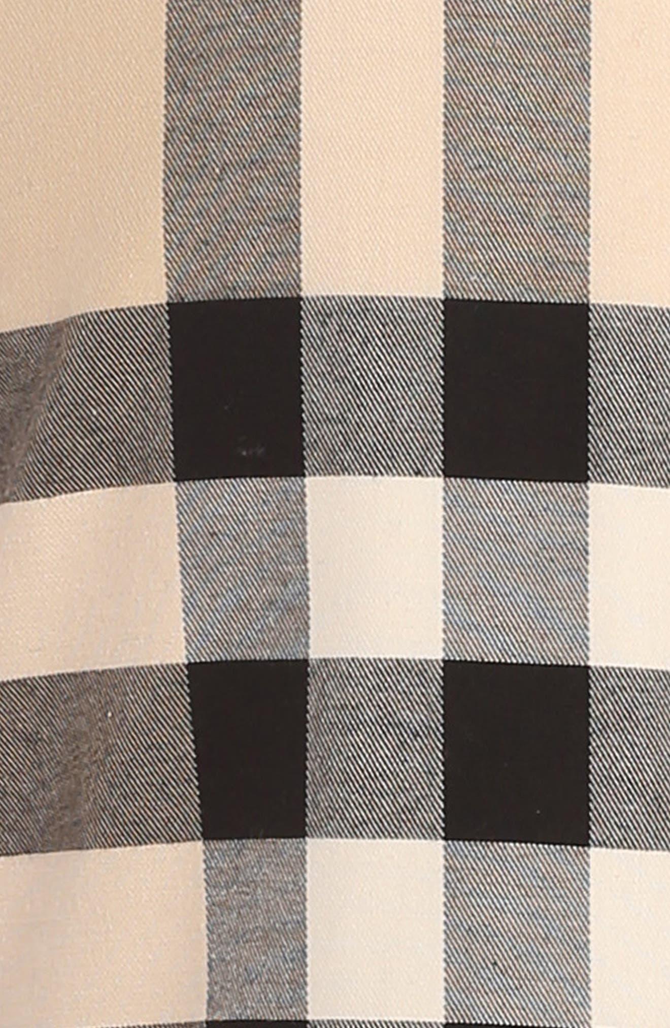 Alternate Image 3  - Burberry Dawny Check Print Sleeveless Dress (Toddler Girls)