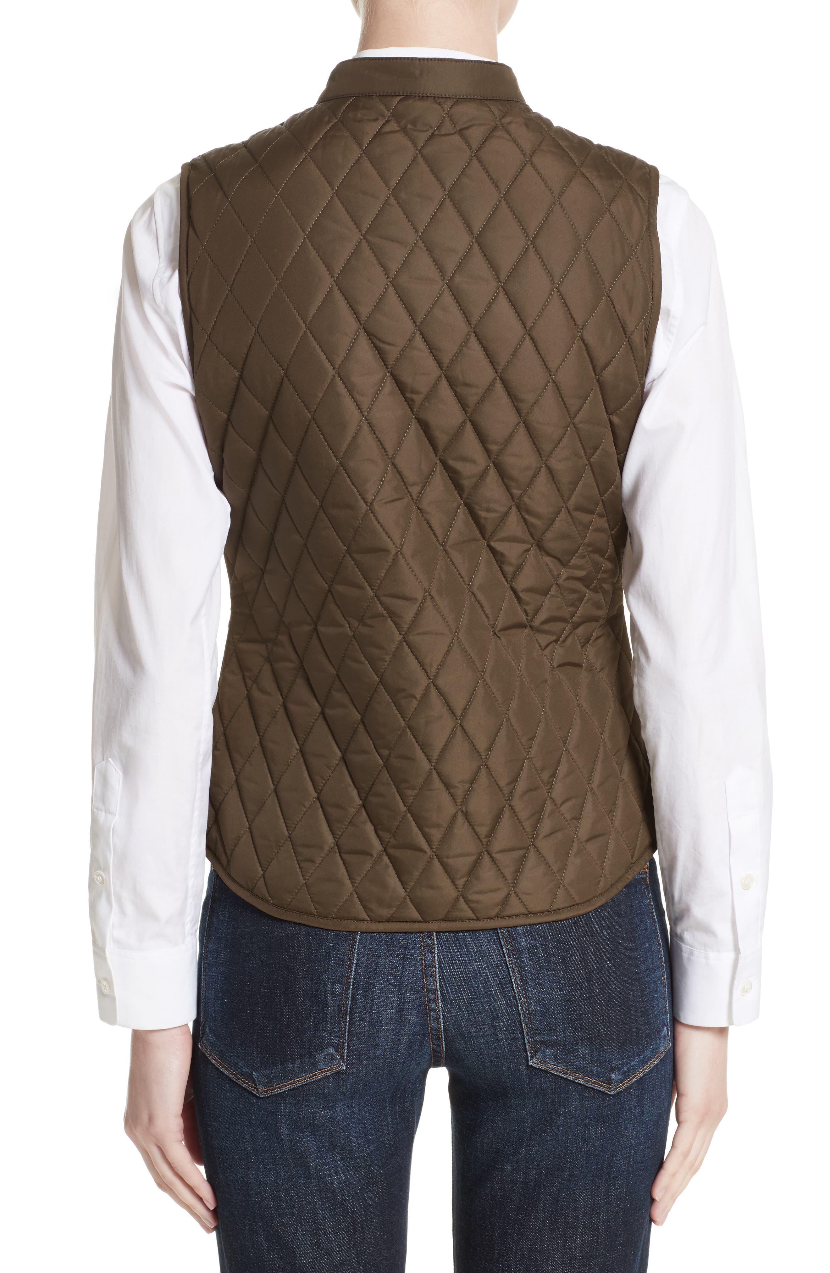 Alternate Image 2  - Belstaff Westwell Technical Quilted Vest