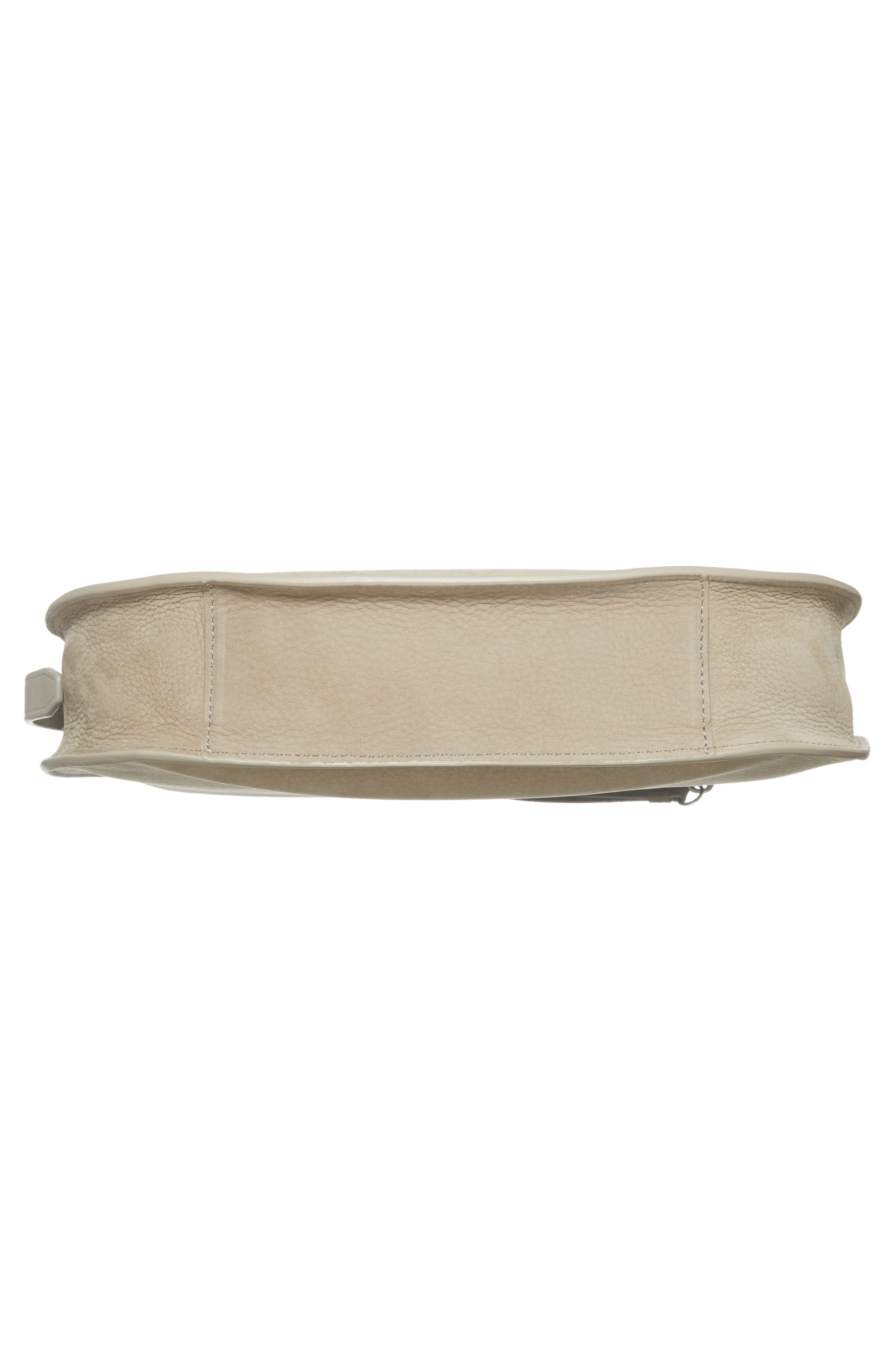 Cooper Nubuck Hobo,                             Alternate thumbnail 6, color,                             Light Cement Grey