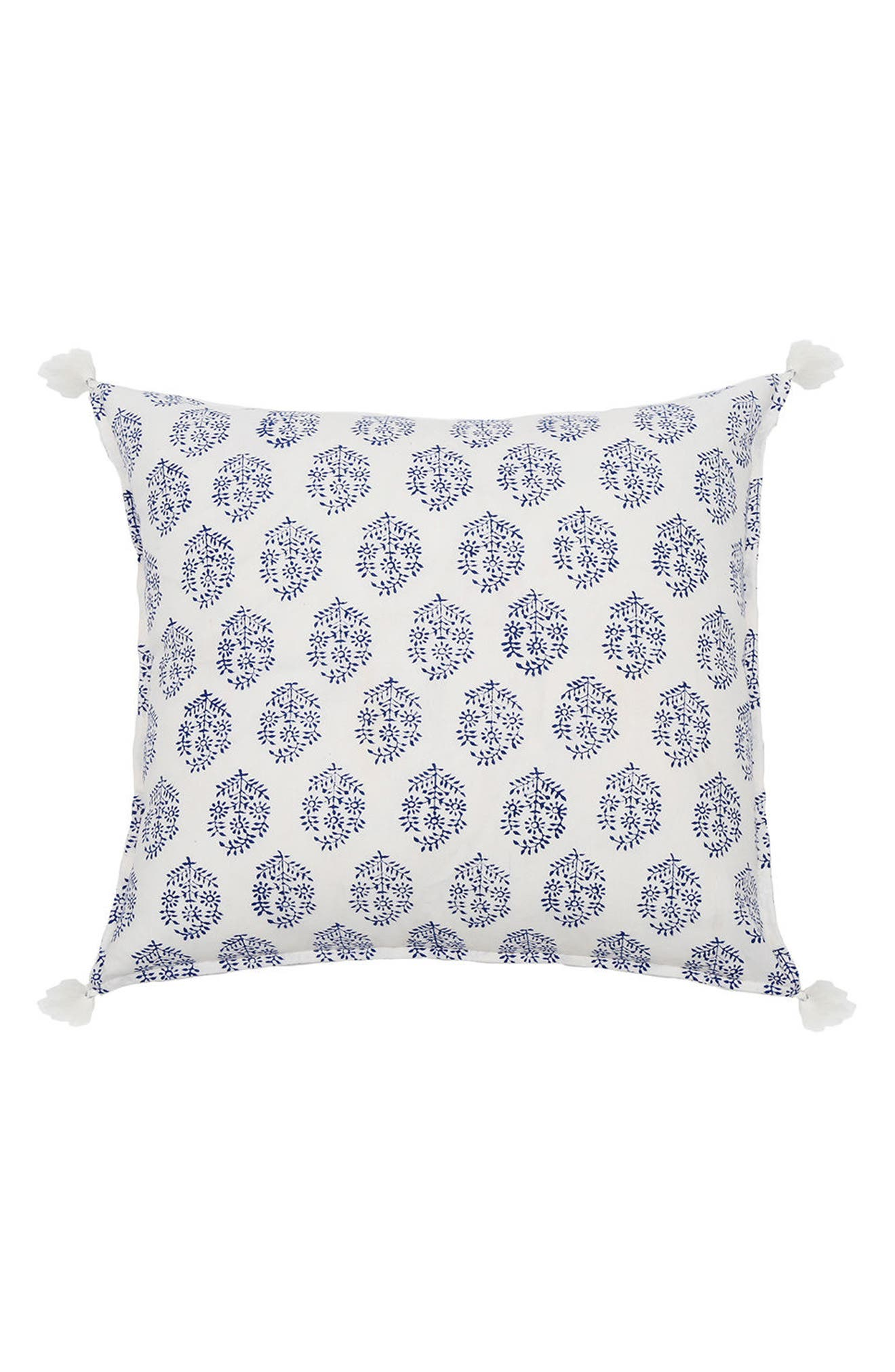 Alternate Image 1 Selected - Pom Pom at Home Fena Accent Pillow