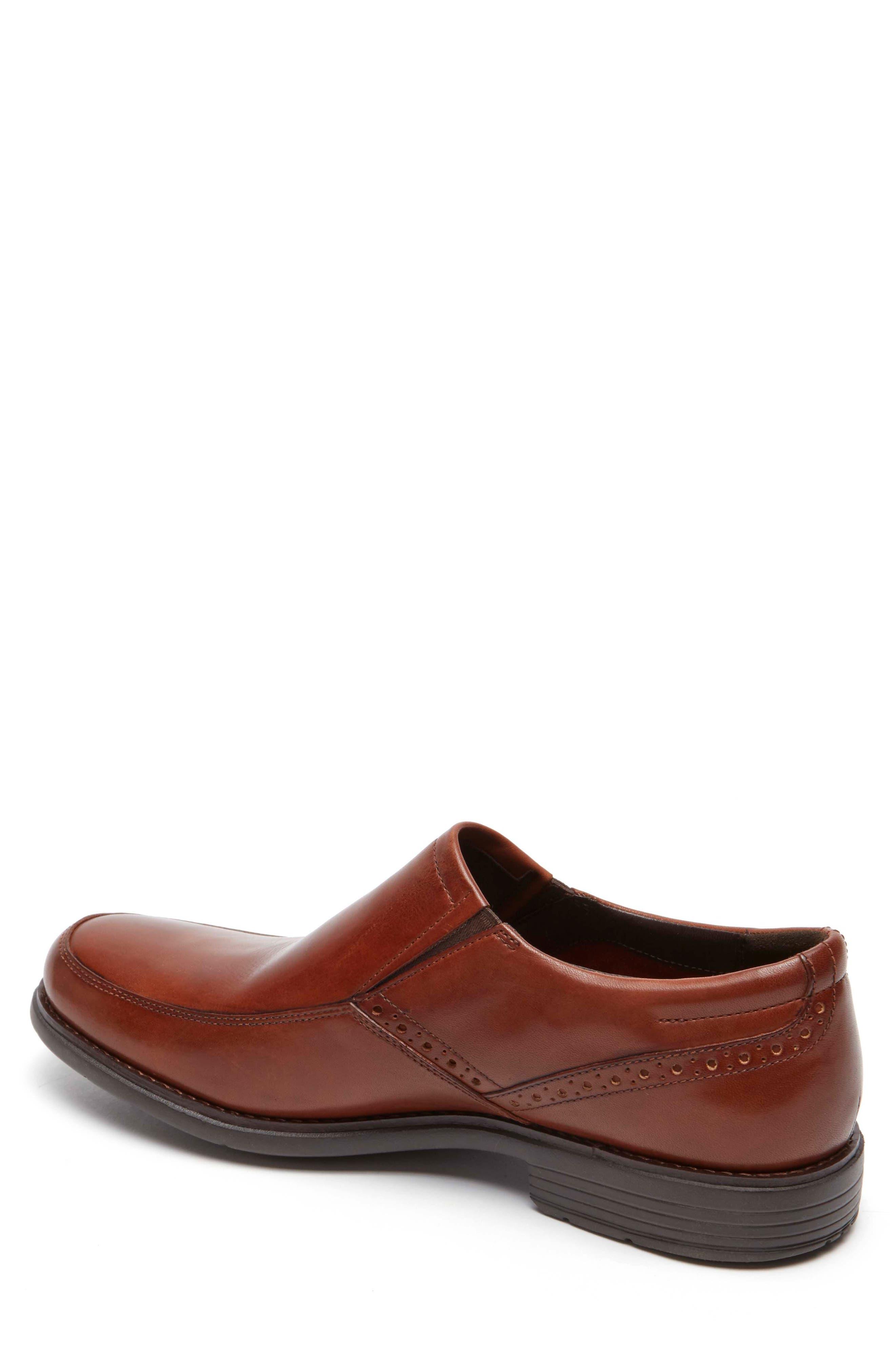 Total Motion Classic Dress Venetian Loafer,                             Alternate thumbnail 2, color,                             Tan Leather