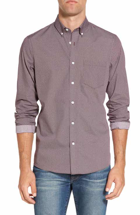 men 39 s casual non iron shirts nordstrom