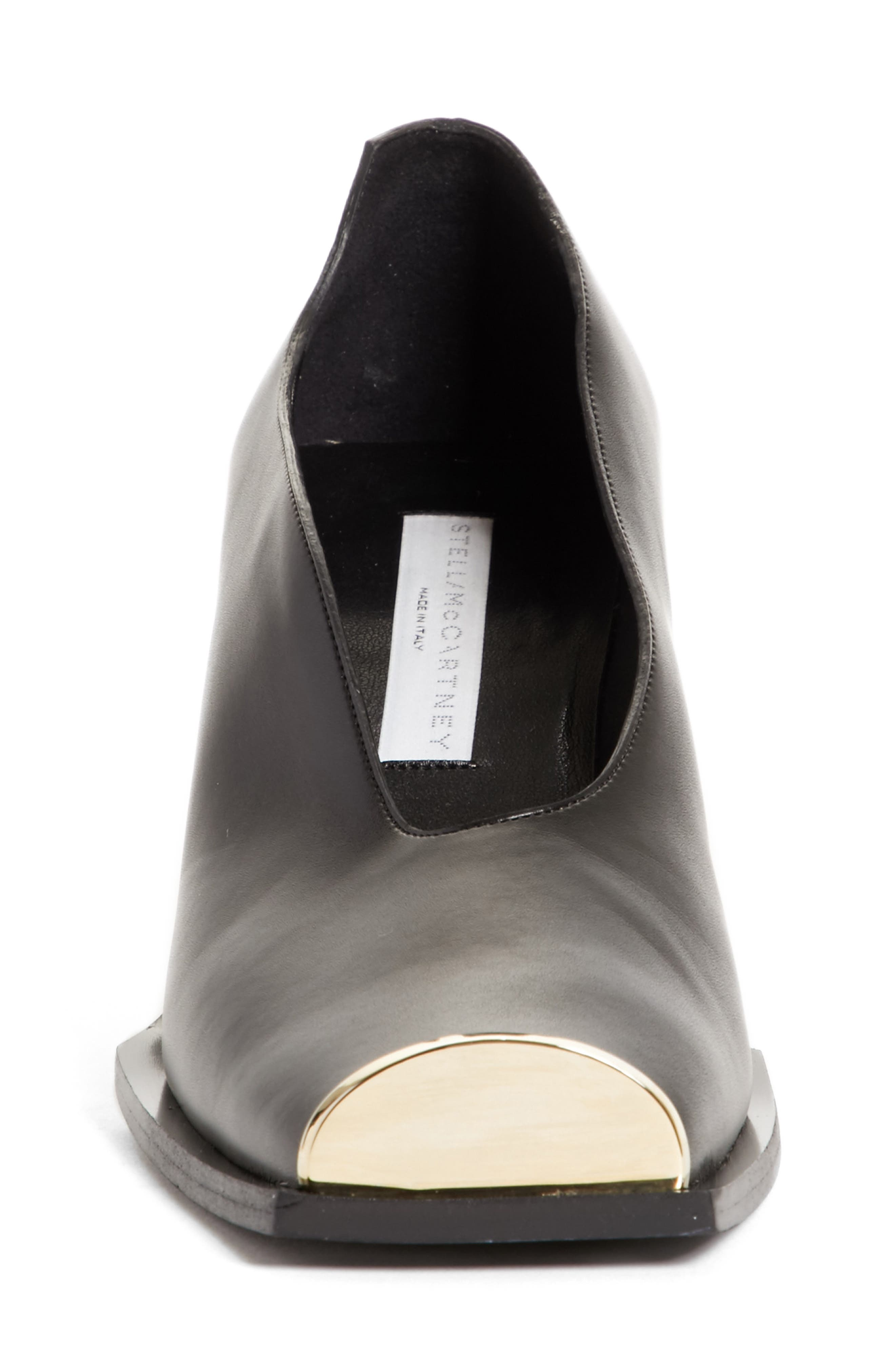 Alternate Image 4  - Stella McCartney Cap Toe Pump (Women)
