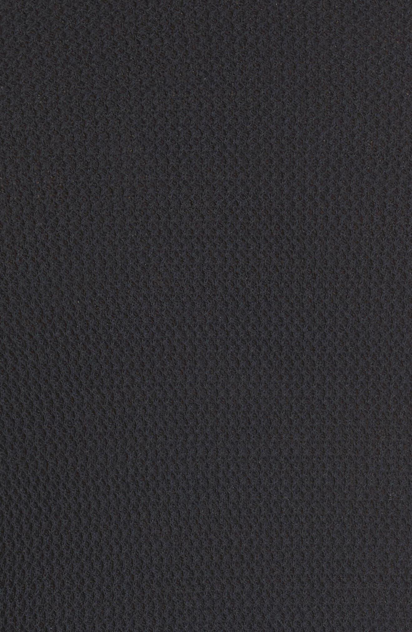 Alternate Image 5  - Vince Mesh Crewneck Sweater