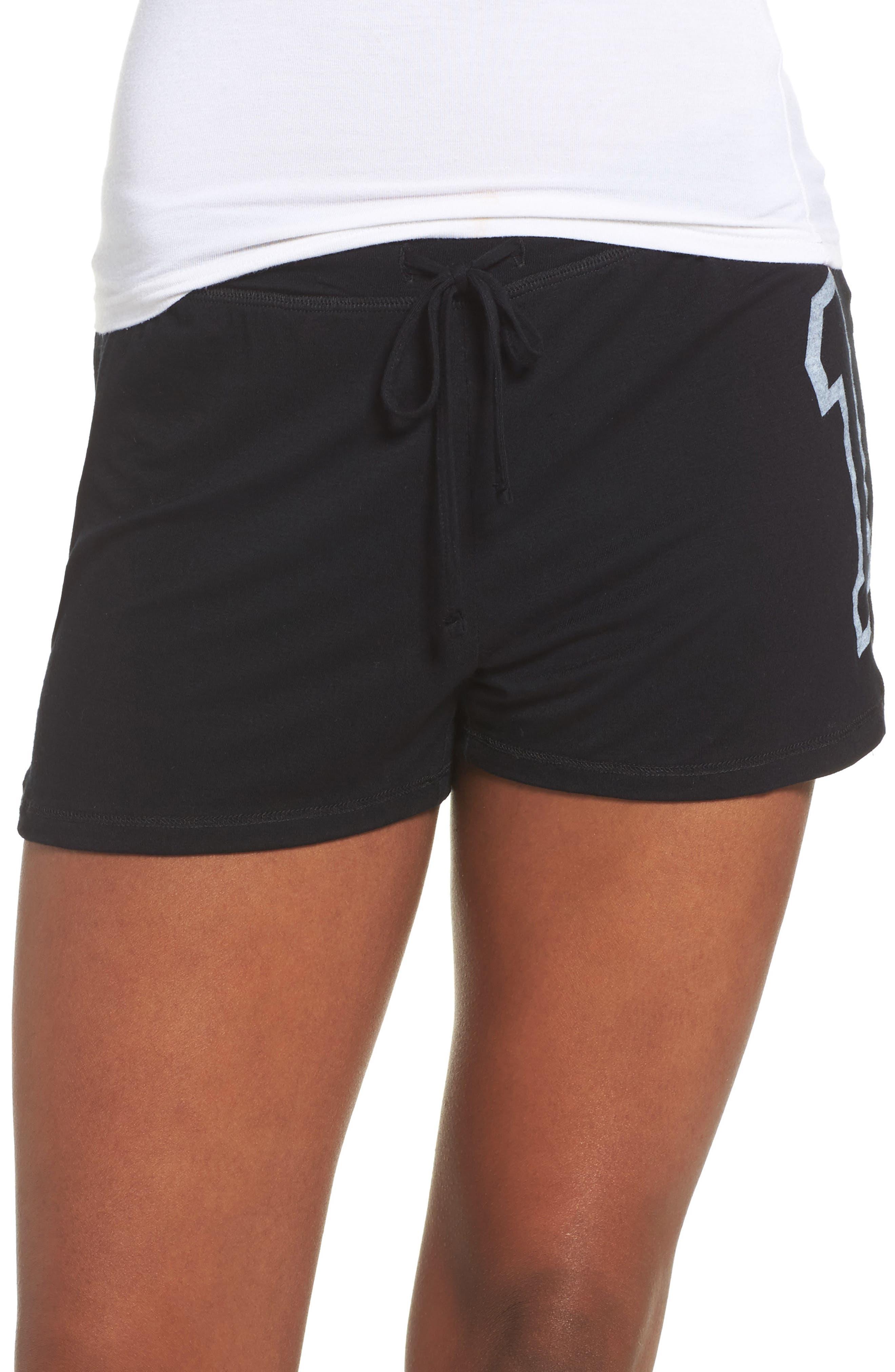 Dreamer Lounge Shorts,                         Main,                         color, True Black