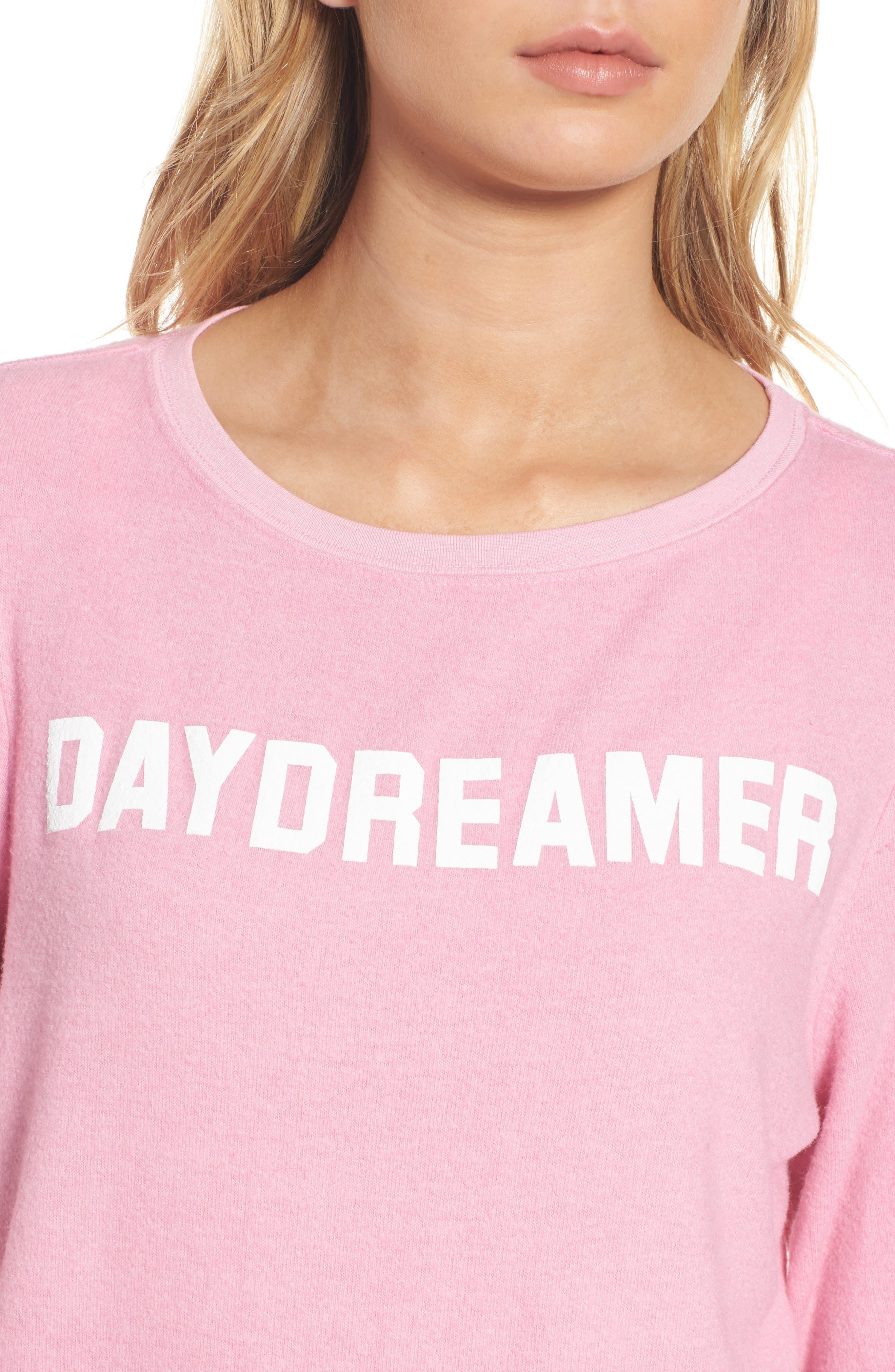 Alternate Image 4  - Dream Scene Daydreamer Sweatshirt