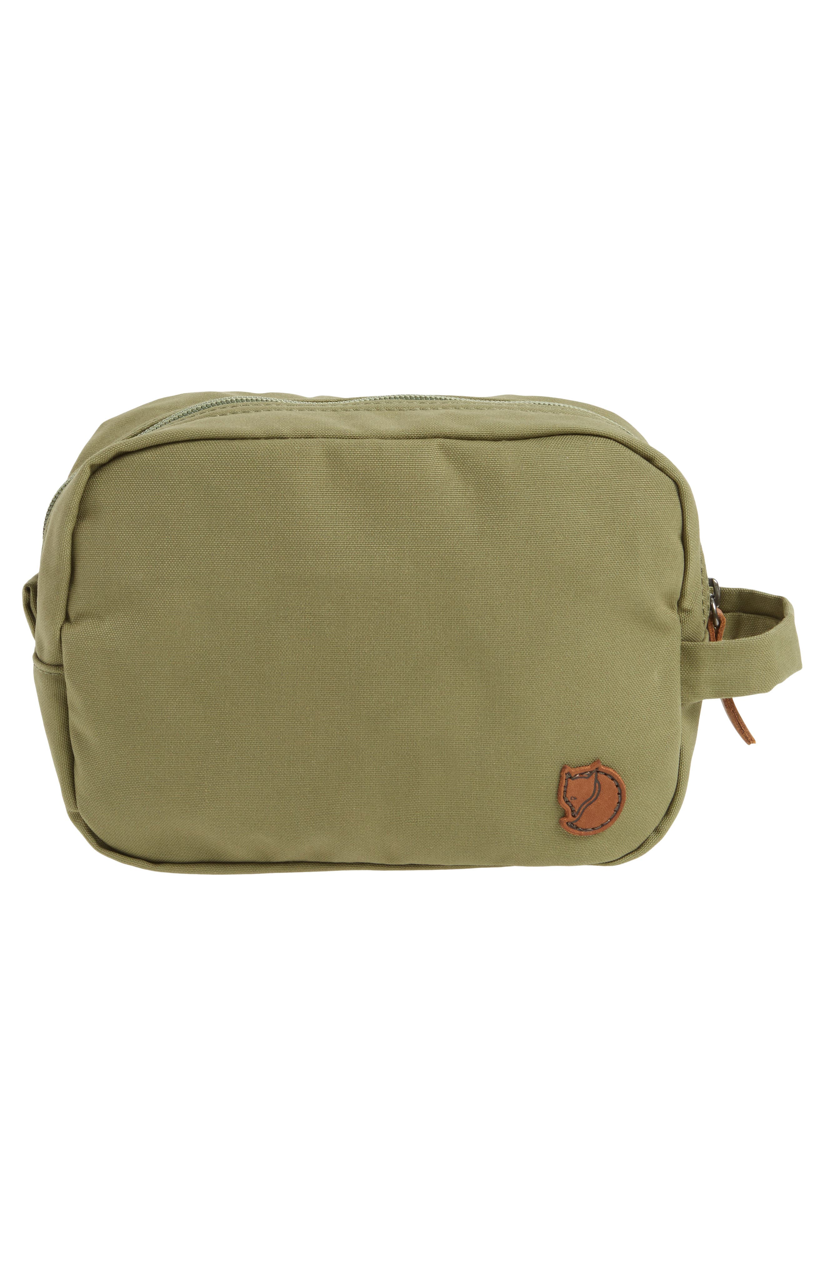 Water Resistant Gear Bag Pouch,                             Main thumbnail 1, color,                             Green