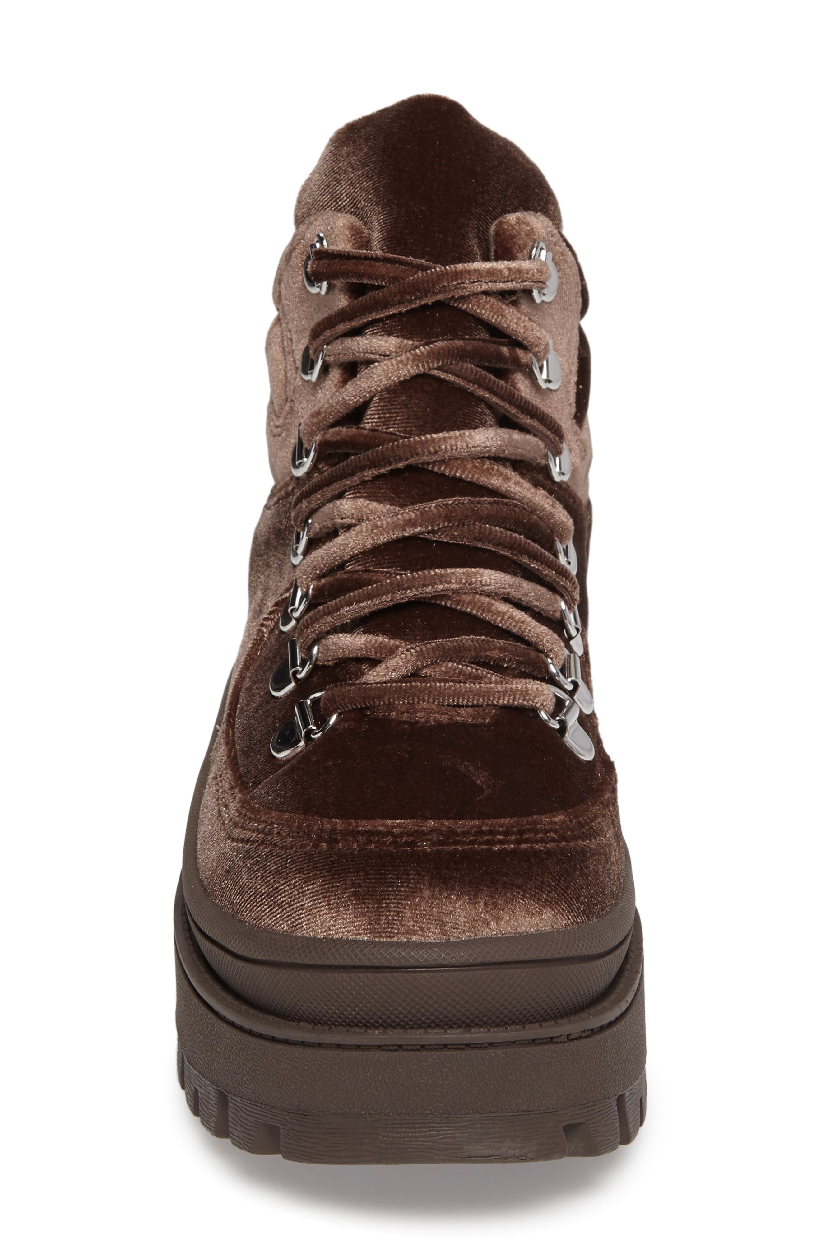 Alternate Image 4  - Jeffrey Campbell Top Peak Platform Sneaker (Women)