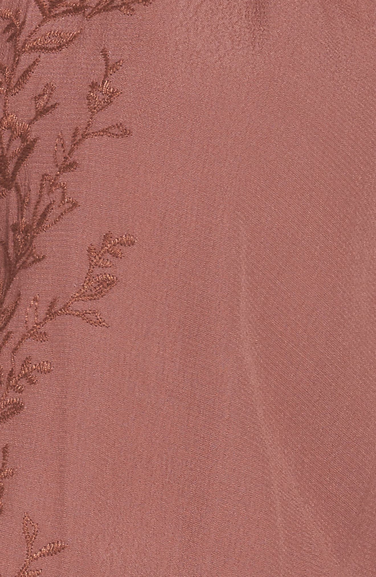 Alternate Image 6  - ASTR the Label Melinda Blouson Dress
