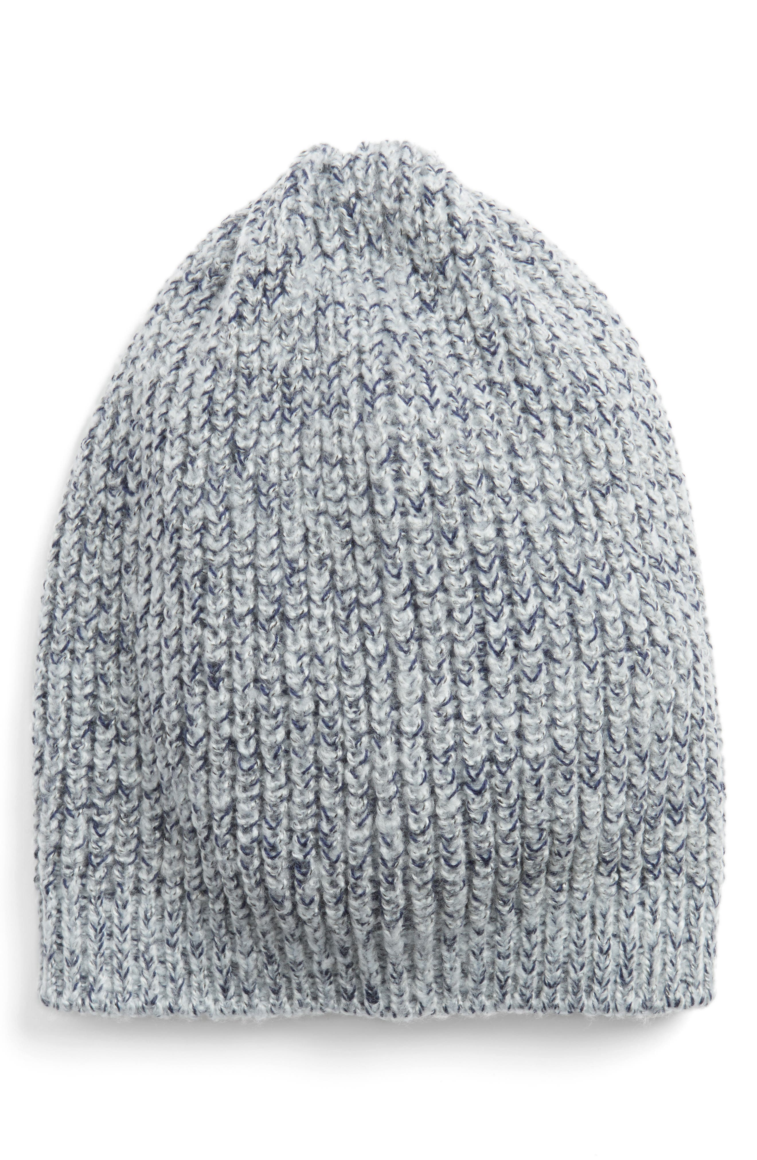 Alternate Image 1 Selected - Halogen® Ribbed Beanie