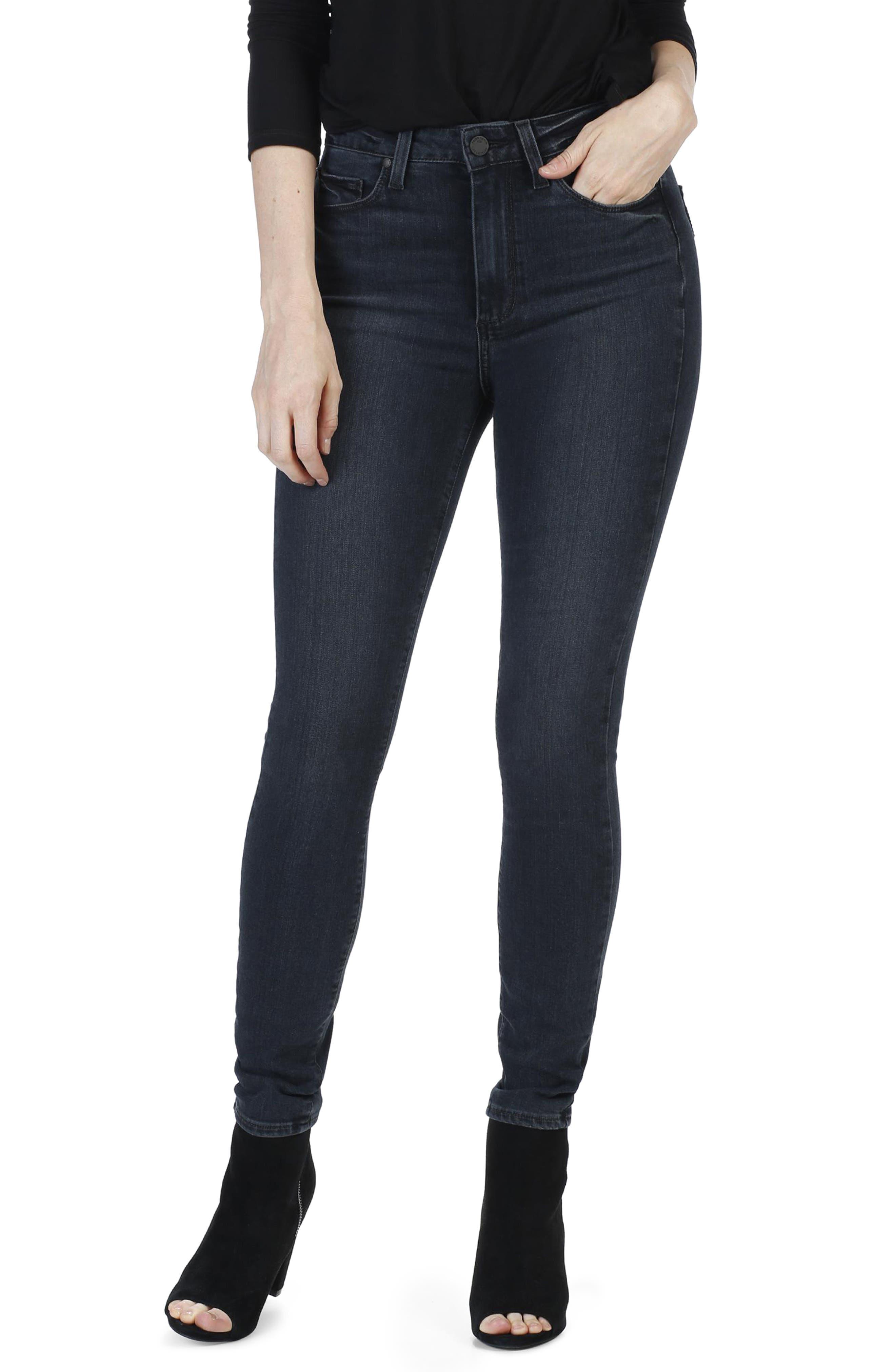 Transcend - Margot Ultra Skinny Jeans,                             Main thumbnail 1, color,                             Rowena