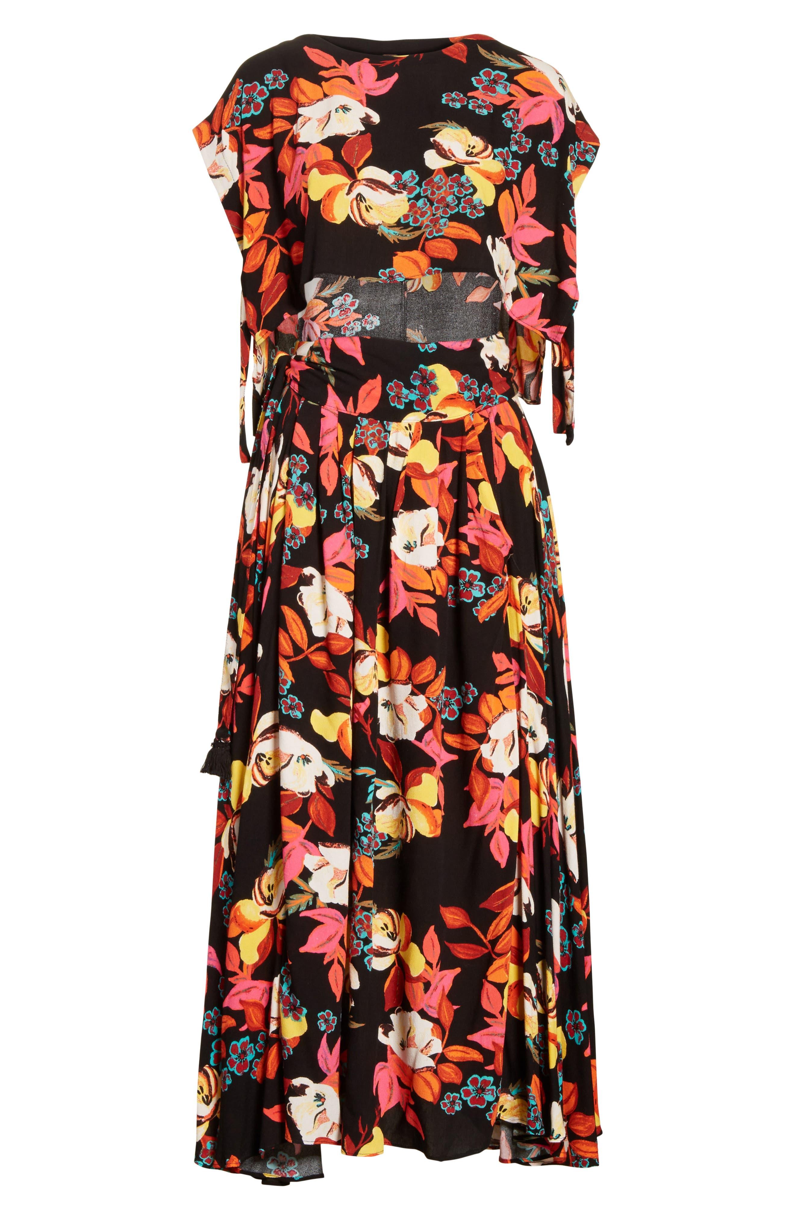 Alternate Image 6  - Free People Sundown Two-Piece Dress