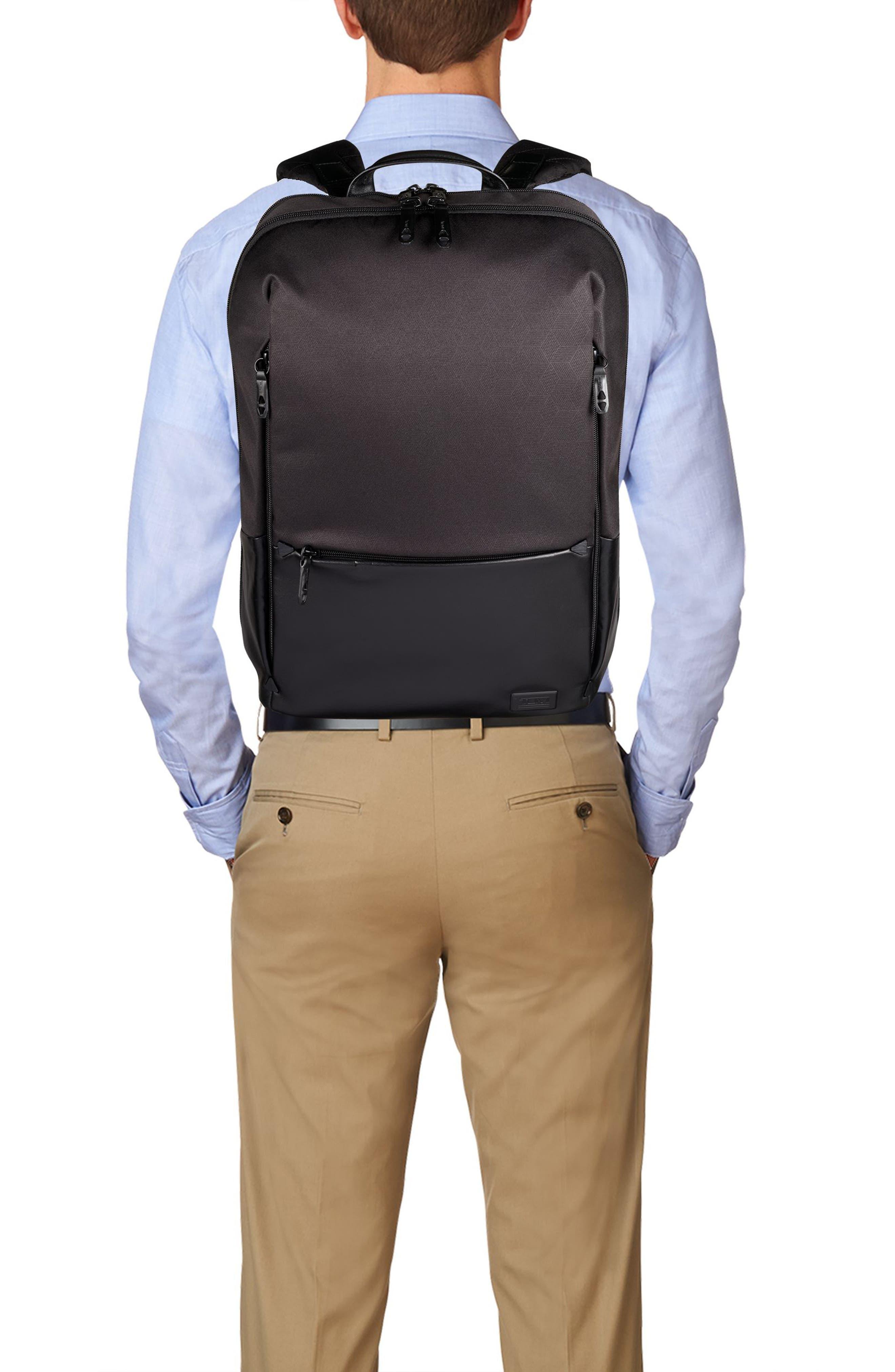 Butler Backpack,                             Alternate thumbnail 2, color,                             Black