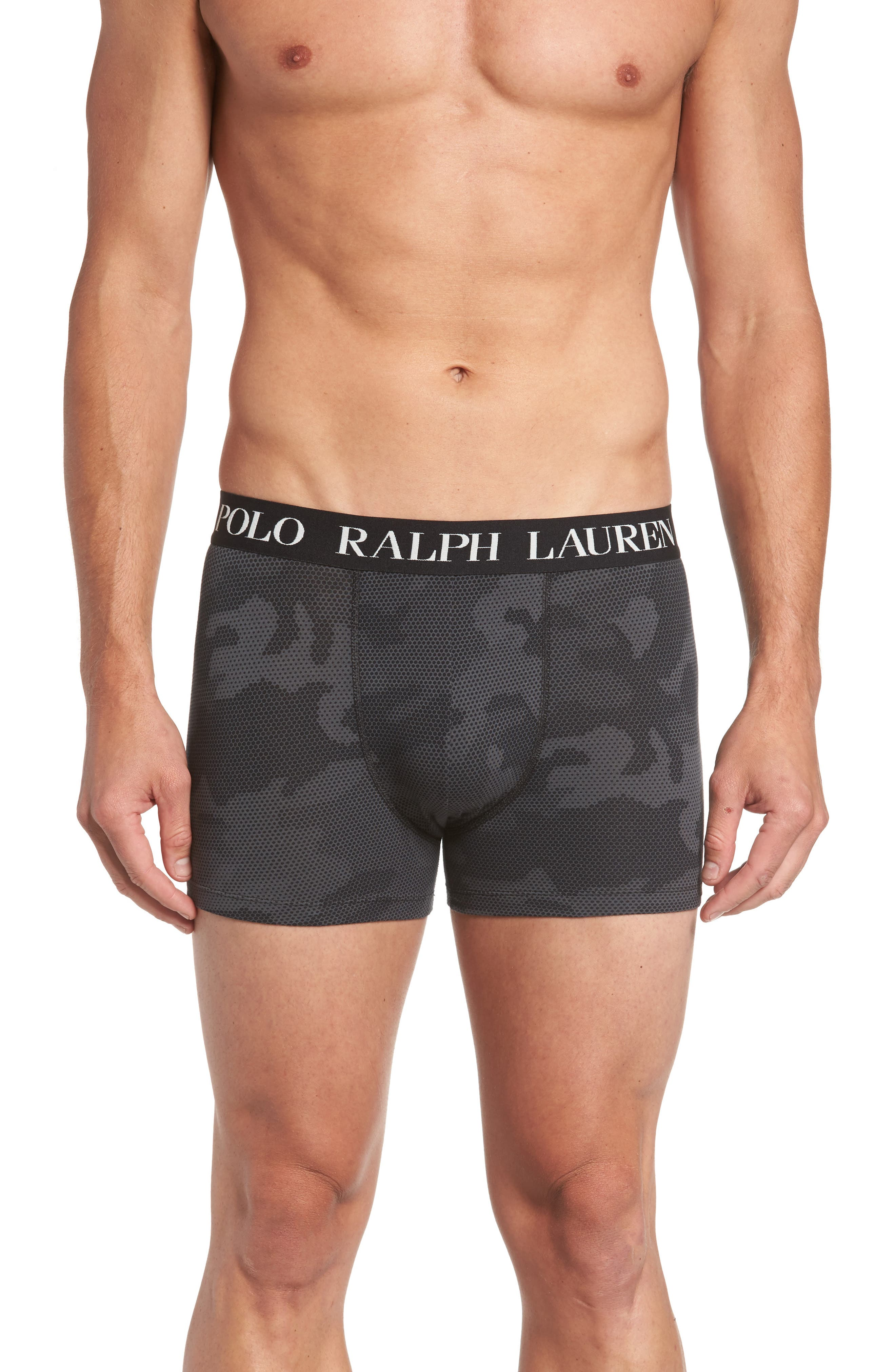 Polo Ralph Lauren Stretch Cotton Boxer Briefs
