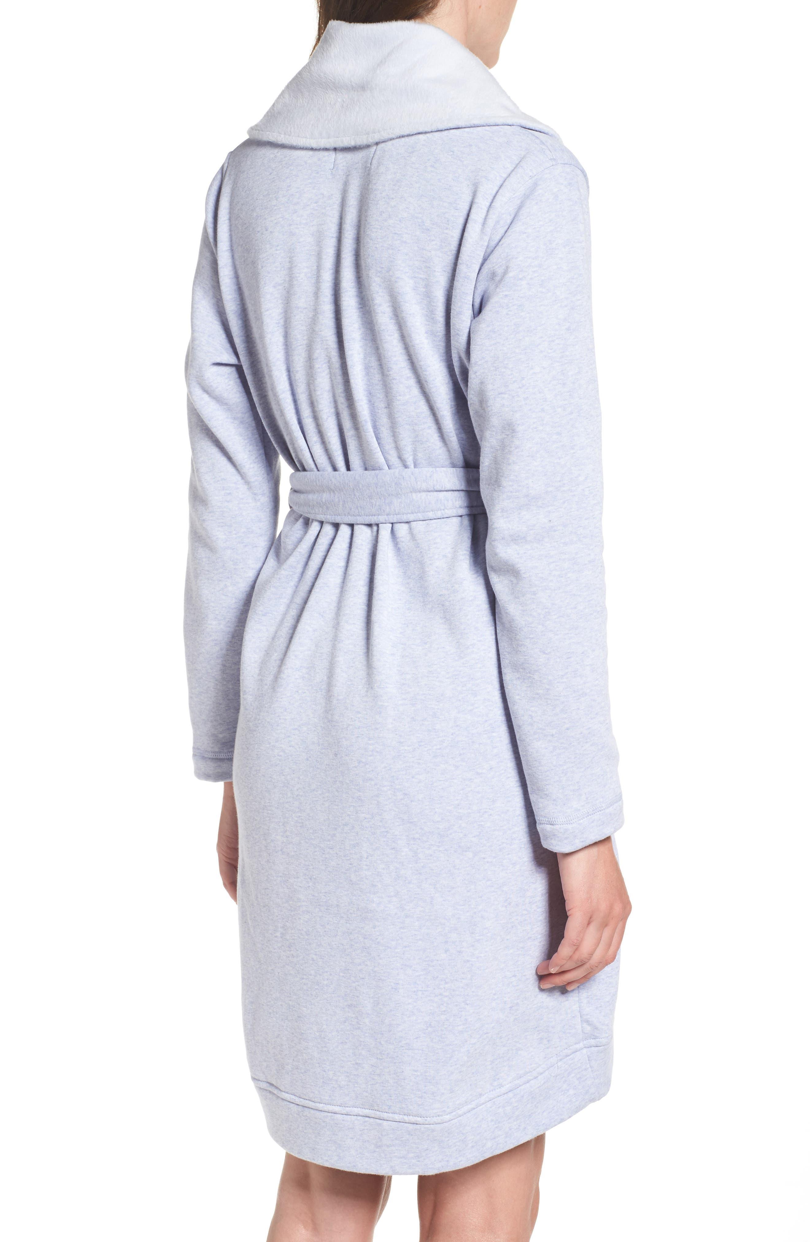 Alternate Image 2  - UGG® 'Blanche' Robe