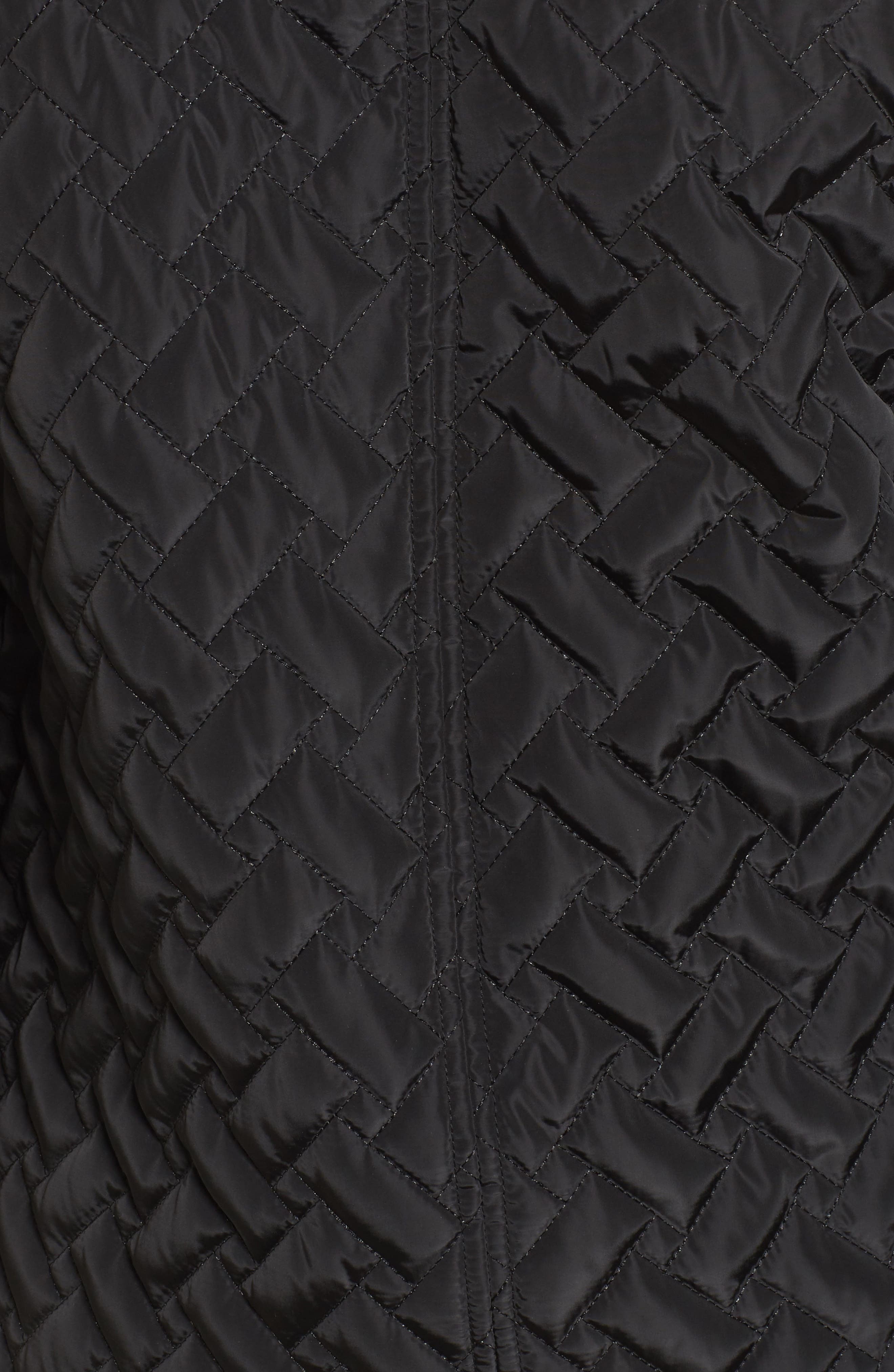 Alternate Image 5  - Cole Haan Quilted Jacket