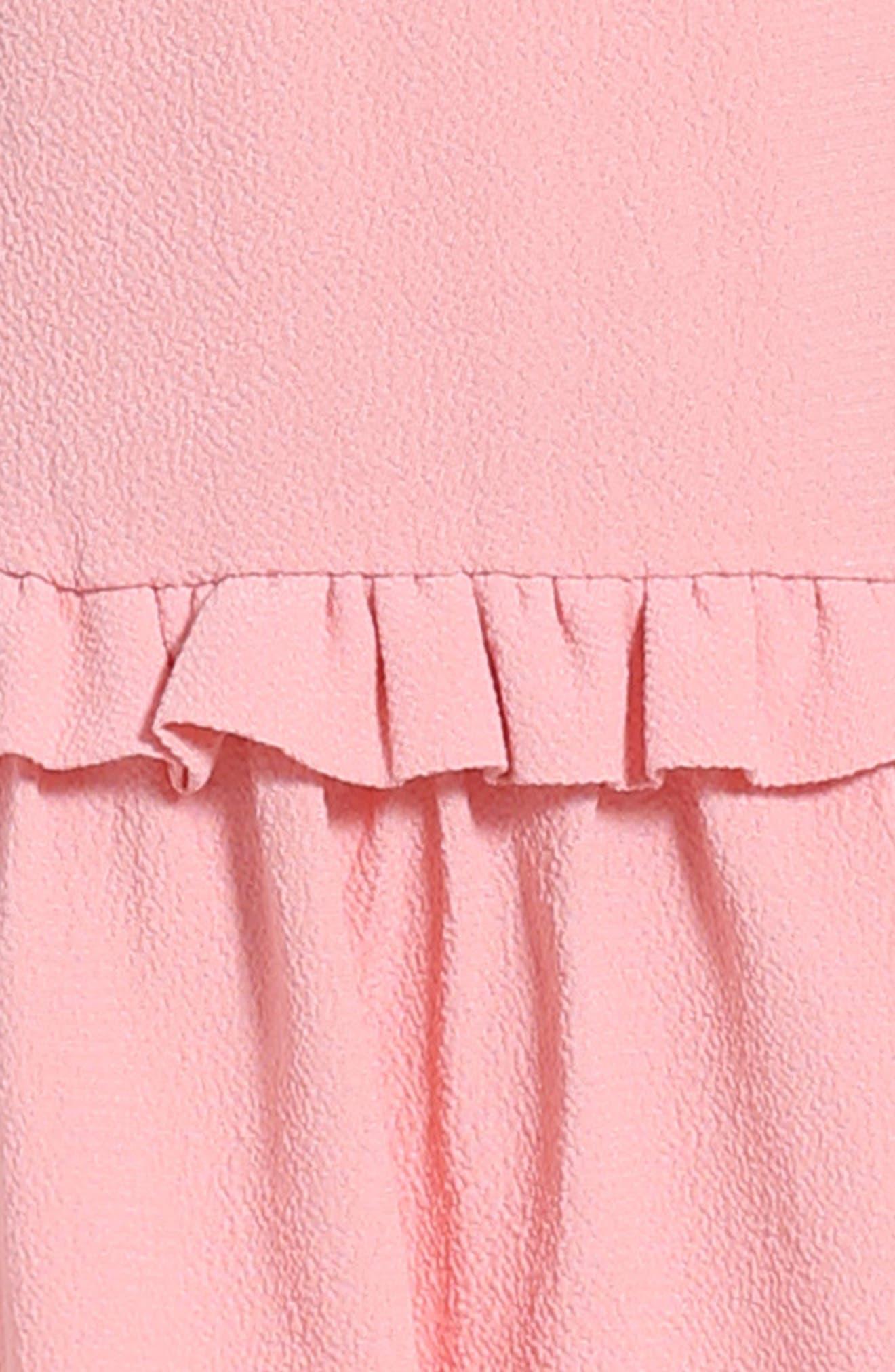 Alternate Image 3  - kate spade new york ruffle collar dress (Toddler Girls & Little Girls)