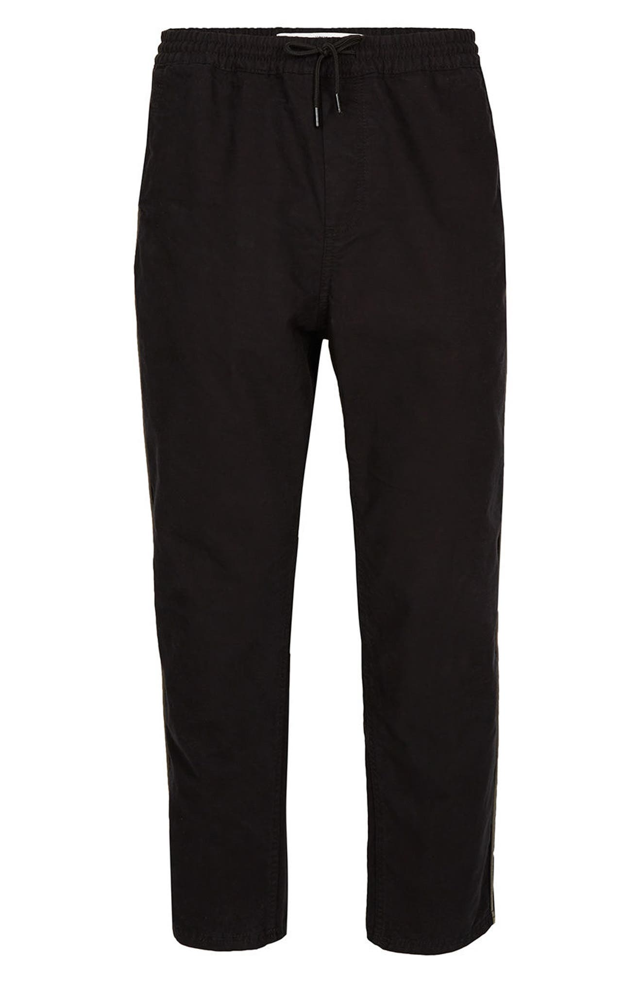 Alternate Image 5  - Topman Canvas Joggers