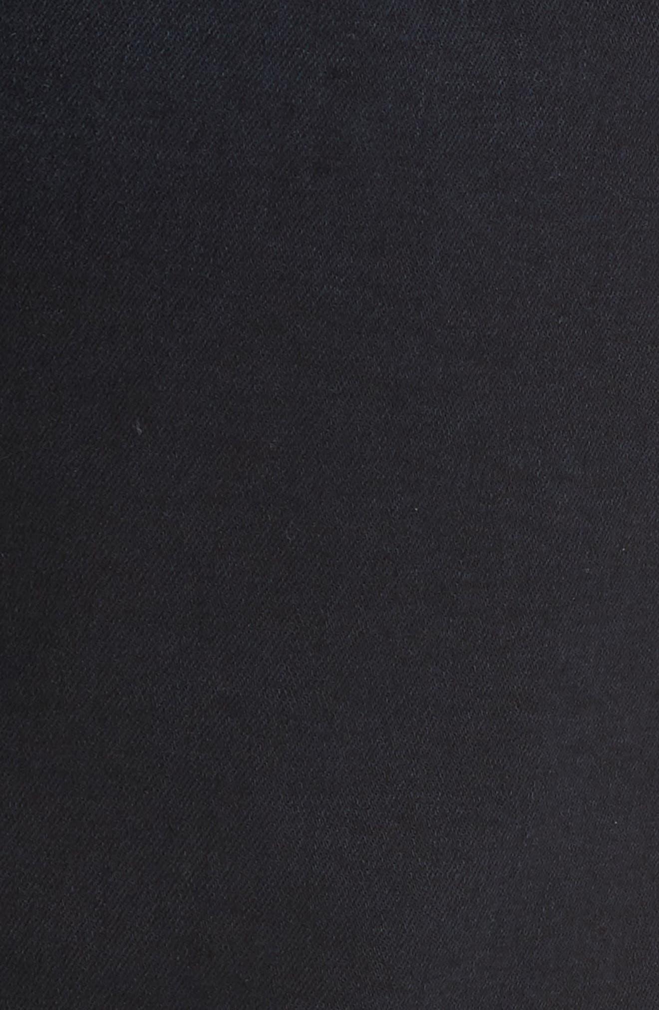 Alternate Image 5  - Mavi Jeans Zach Straight Leg Jeans (Brushed Williamsburg)