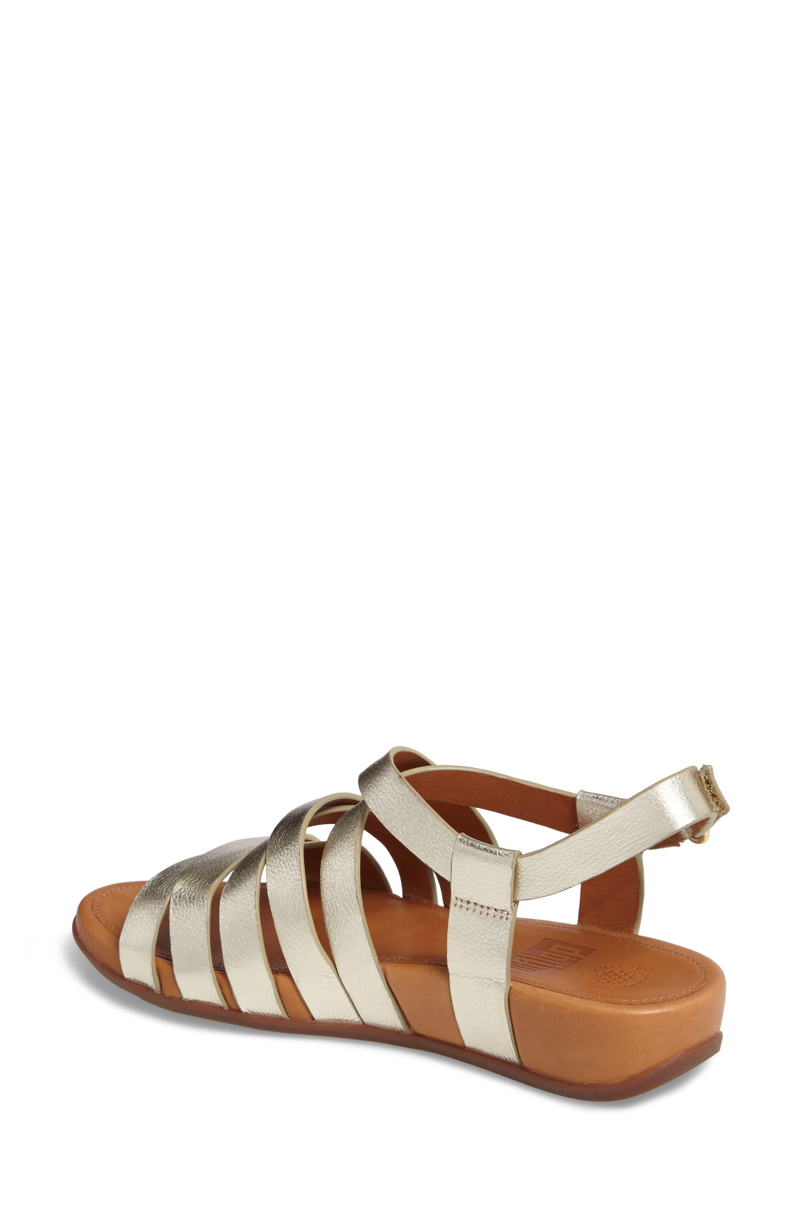 Alternate Image 2  - FitFlop Lumy Gladiator Sandal (Women)
