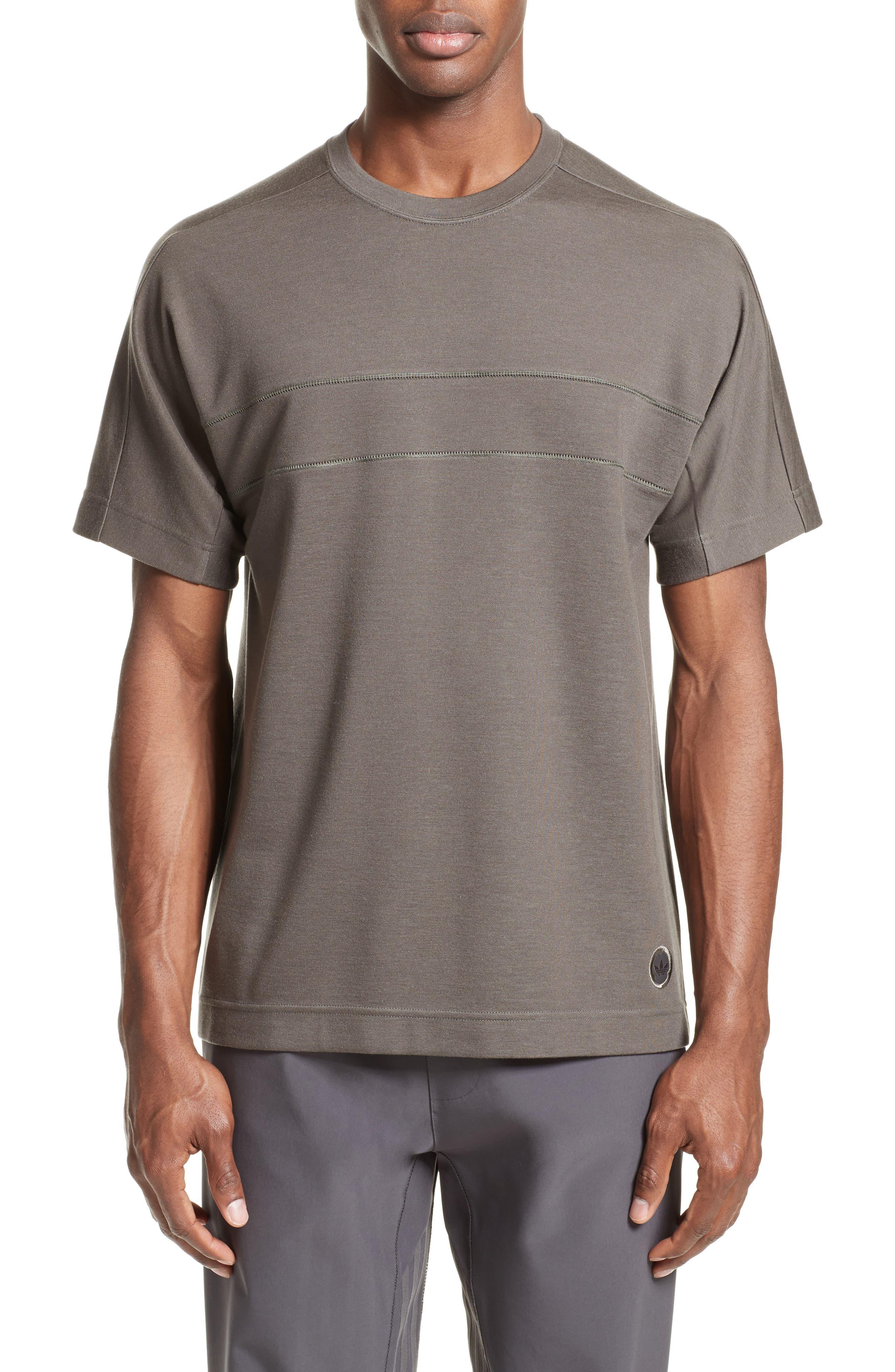 Main Image - wings + horns x adidas Crewneck T-Shirt