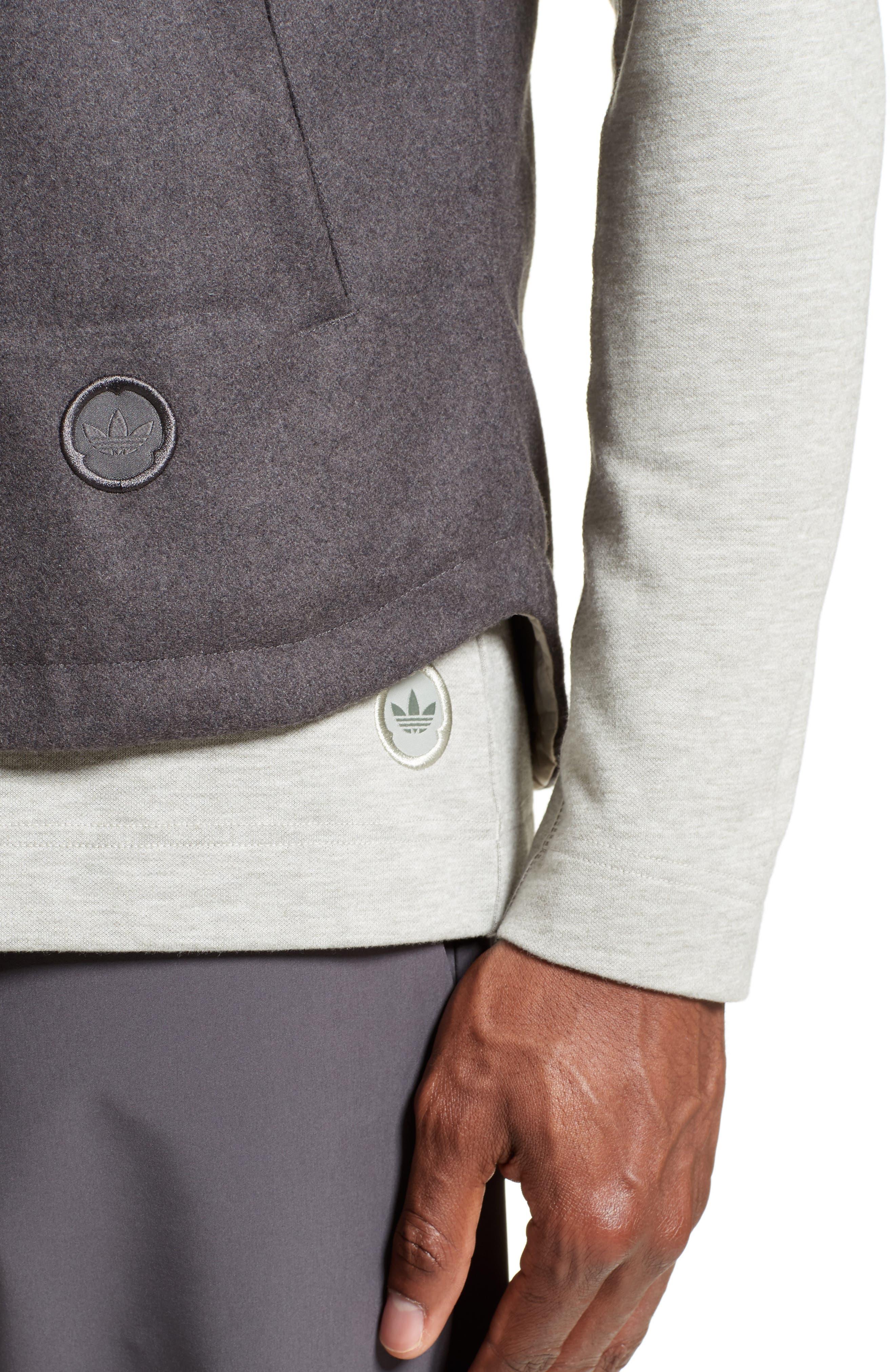 Alternate Image 4  - wings + horns x adidas Reversible Vest
