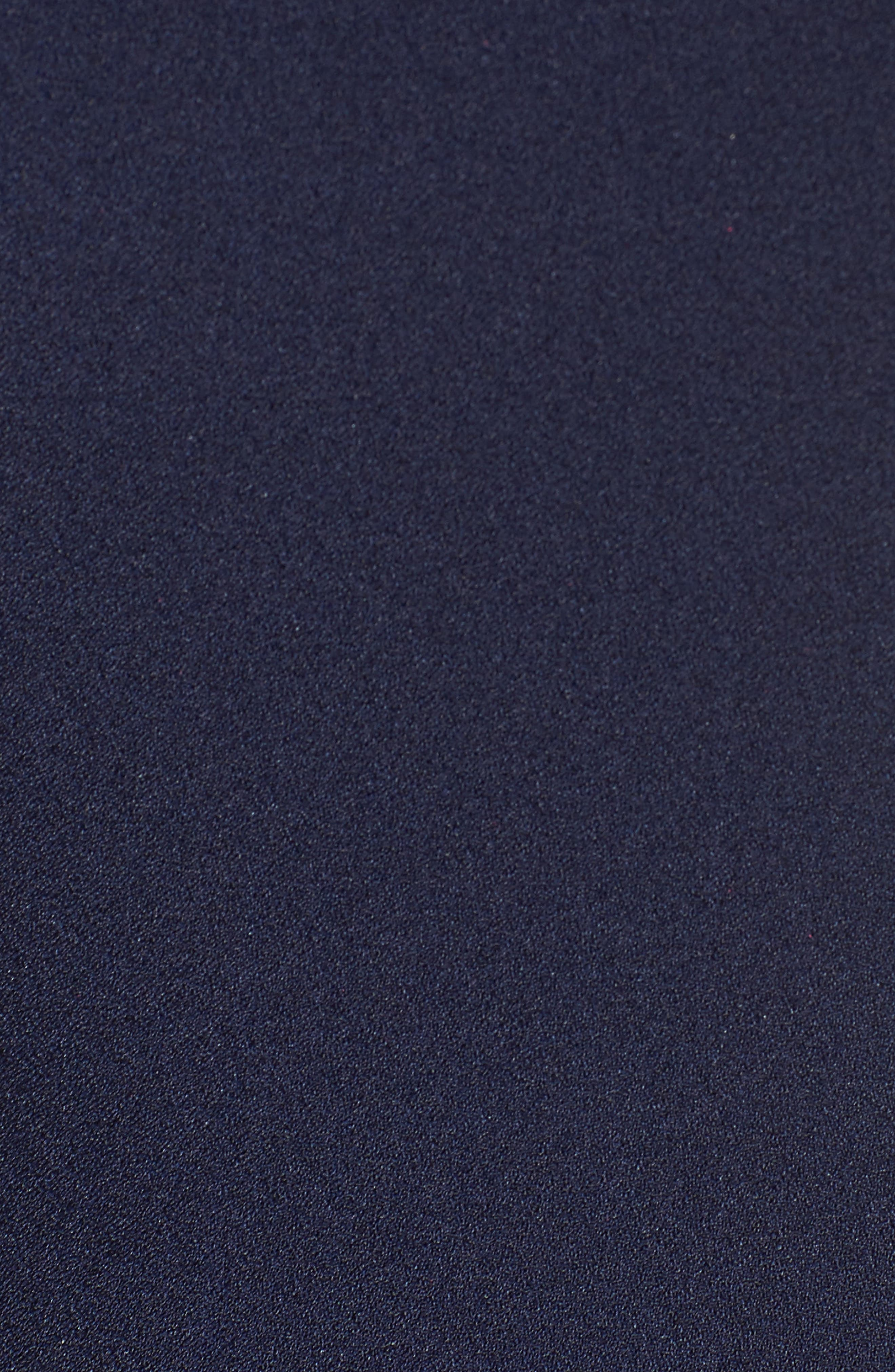 Off the Shoulder Sheath Dress,                             Alternate thumbnail 5, color,                             Navy
