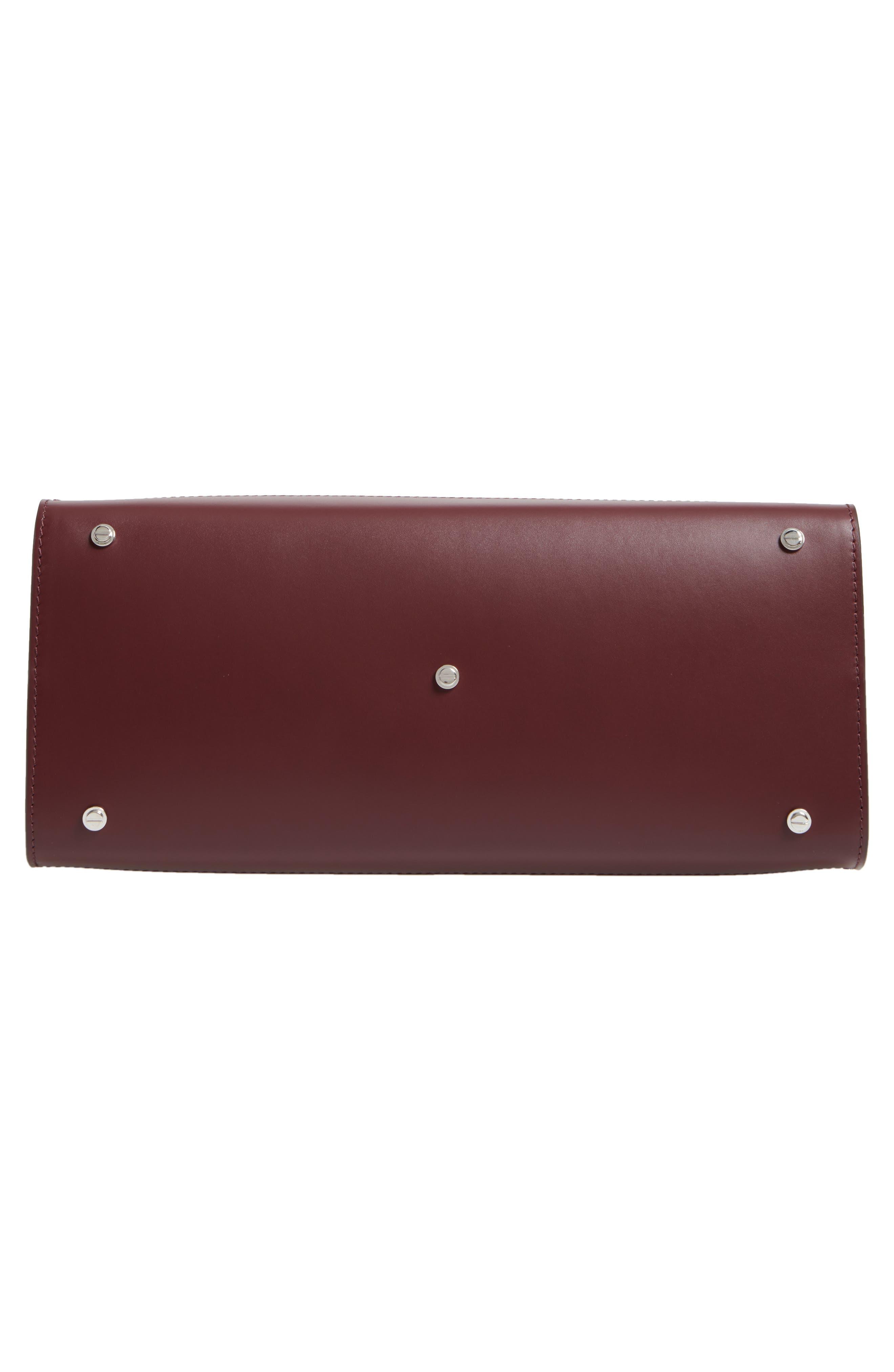 Alternate Image 6  - Givenchy Horizon Calfskin Leather Tote