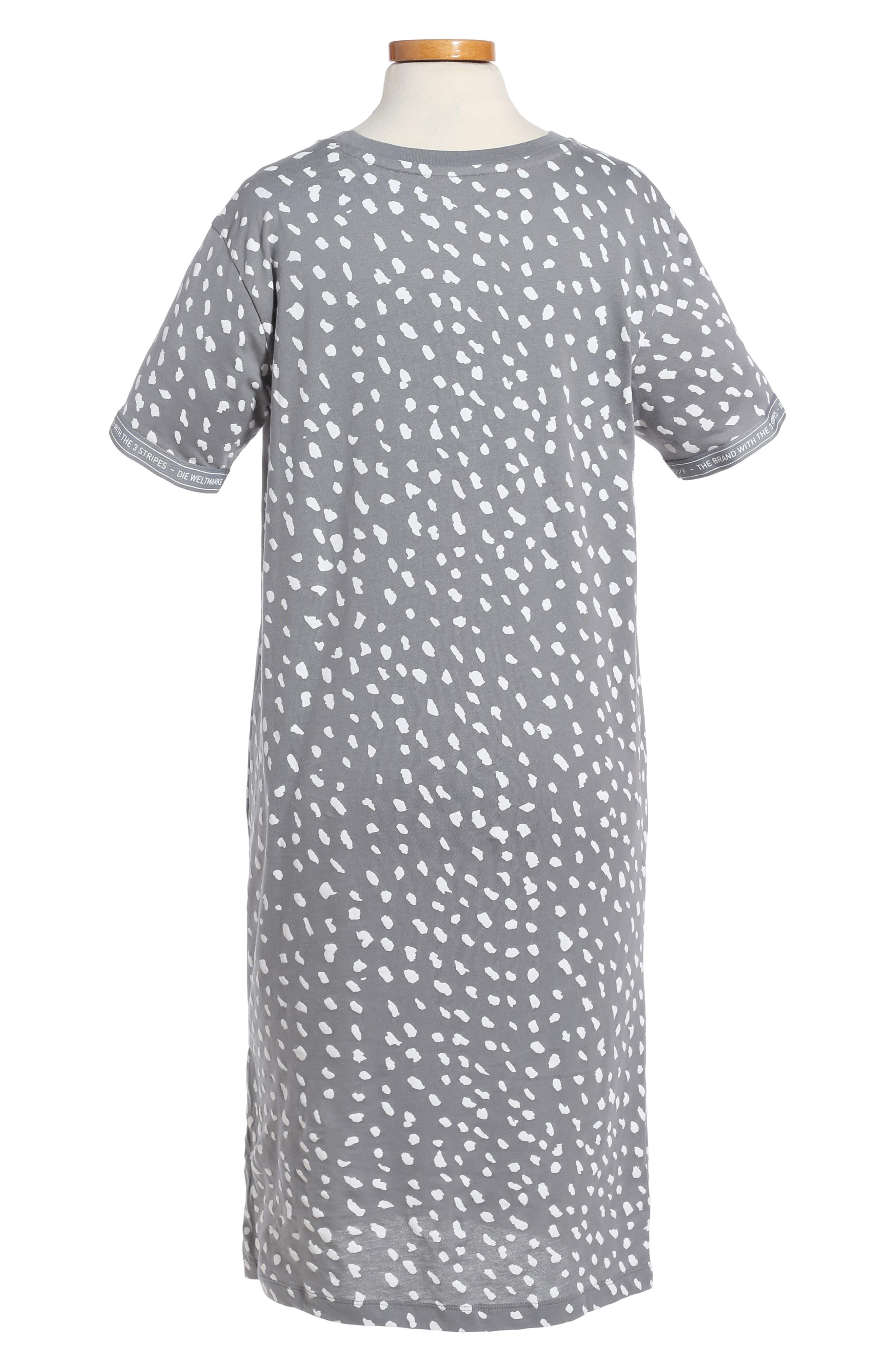 Alternate Image 2  - adidas Originals NMD T-Shirt Dress (Big Girls)