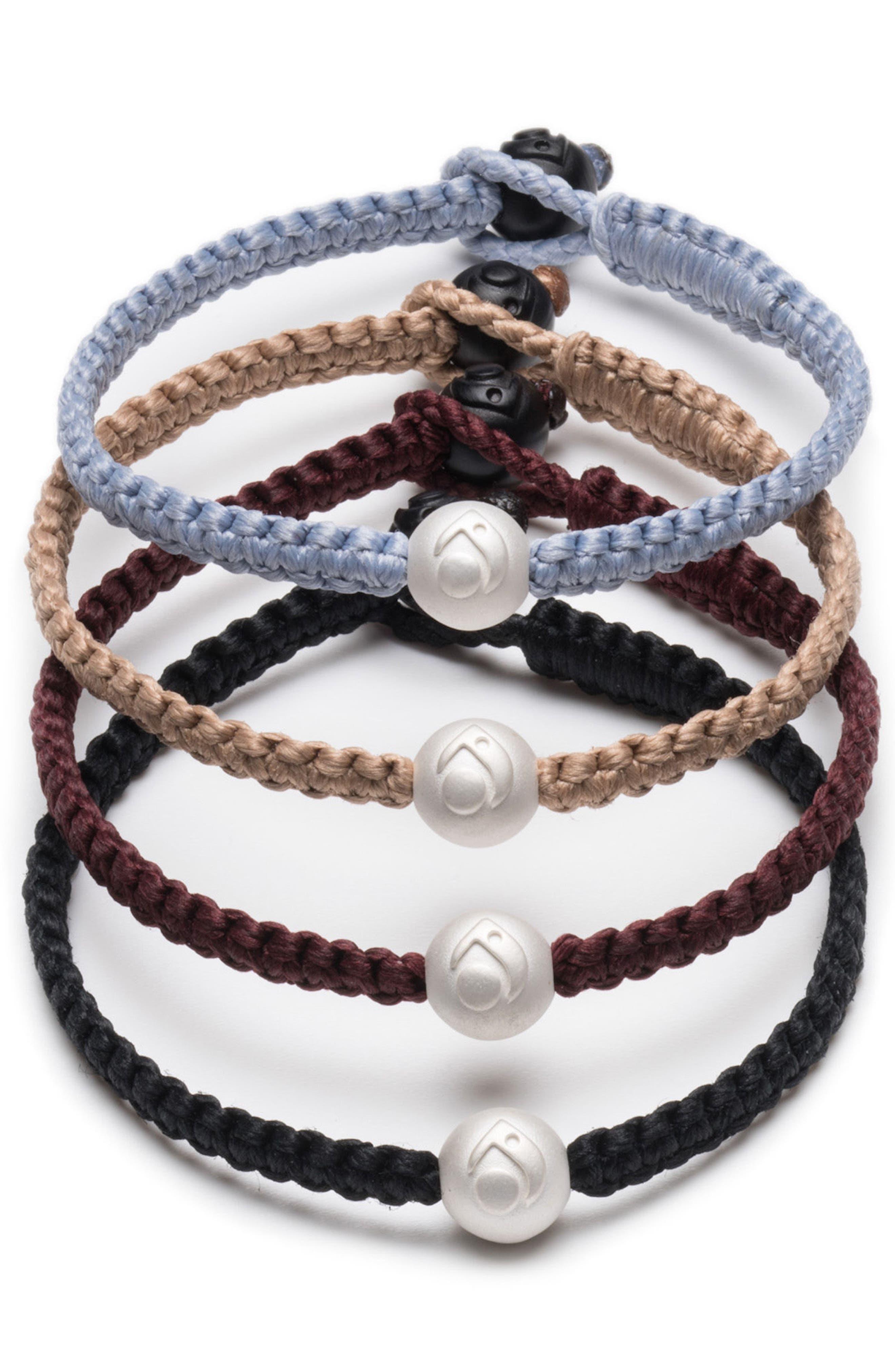 Single Wrap Bracelet,                             Alternate thumbnail 2, color,