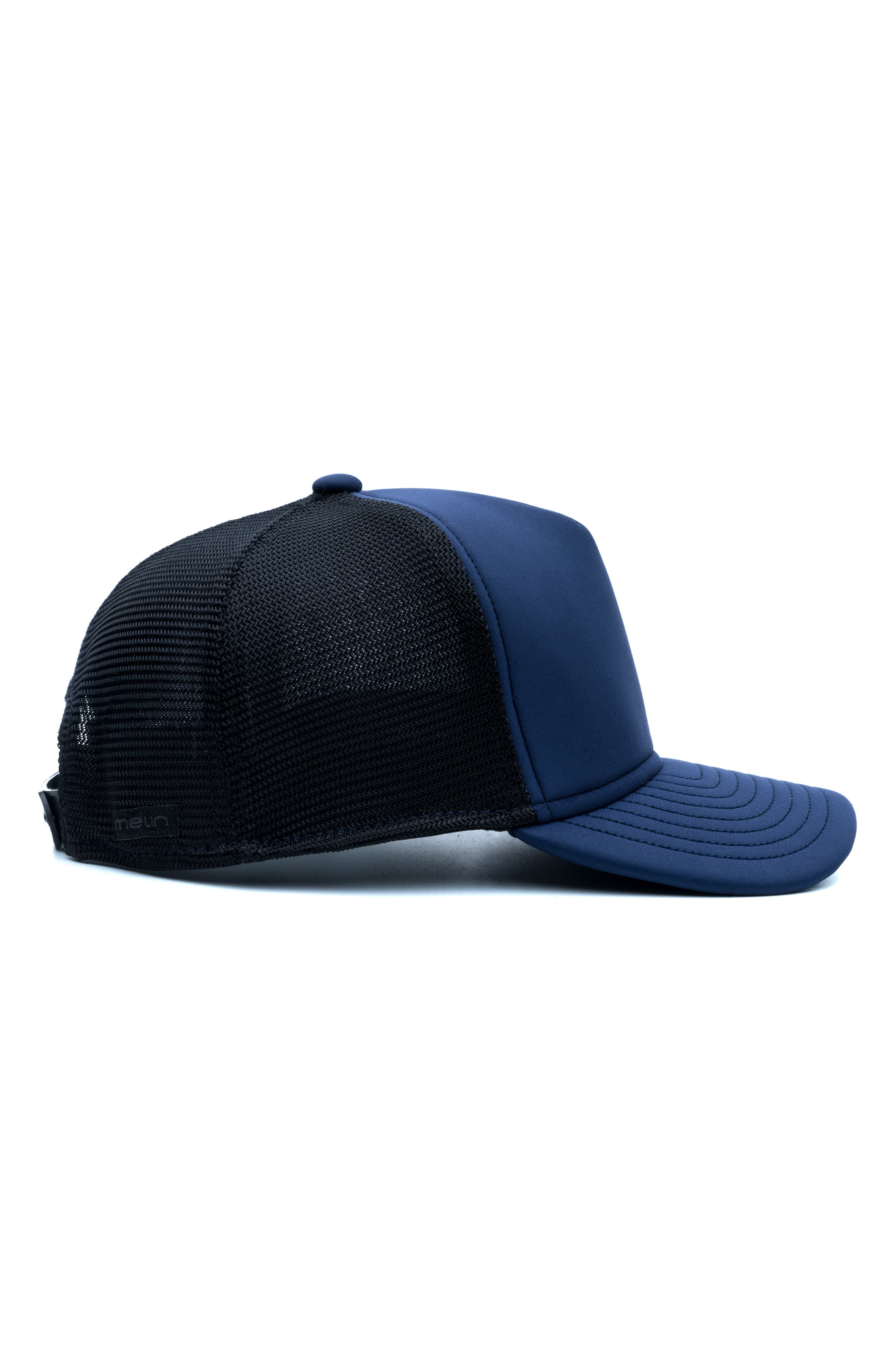 The Marksman Mesh Cap,                             Alternate thumbnail 4, color,                             Navy