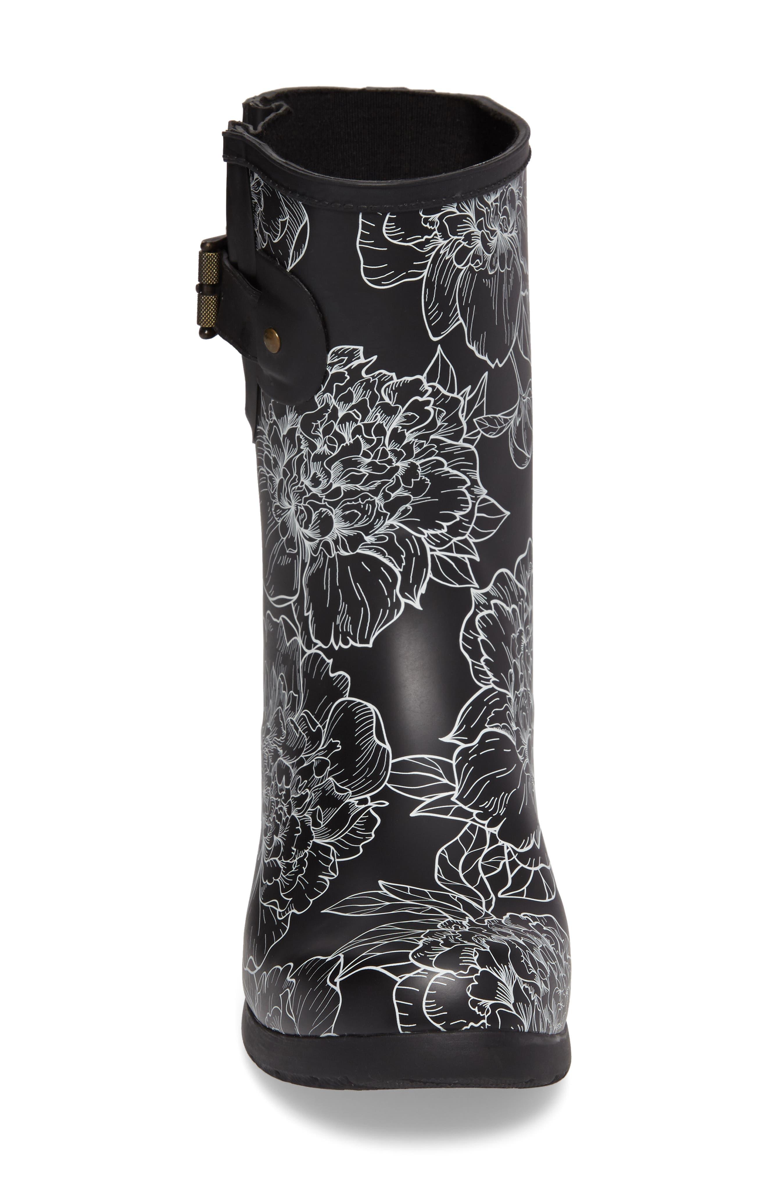 Alternate Image 4  - Chooka Cora Mid Rain Boot (Women)