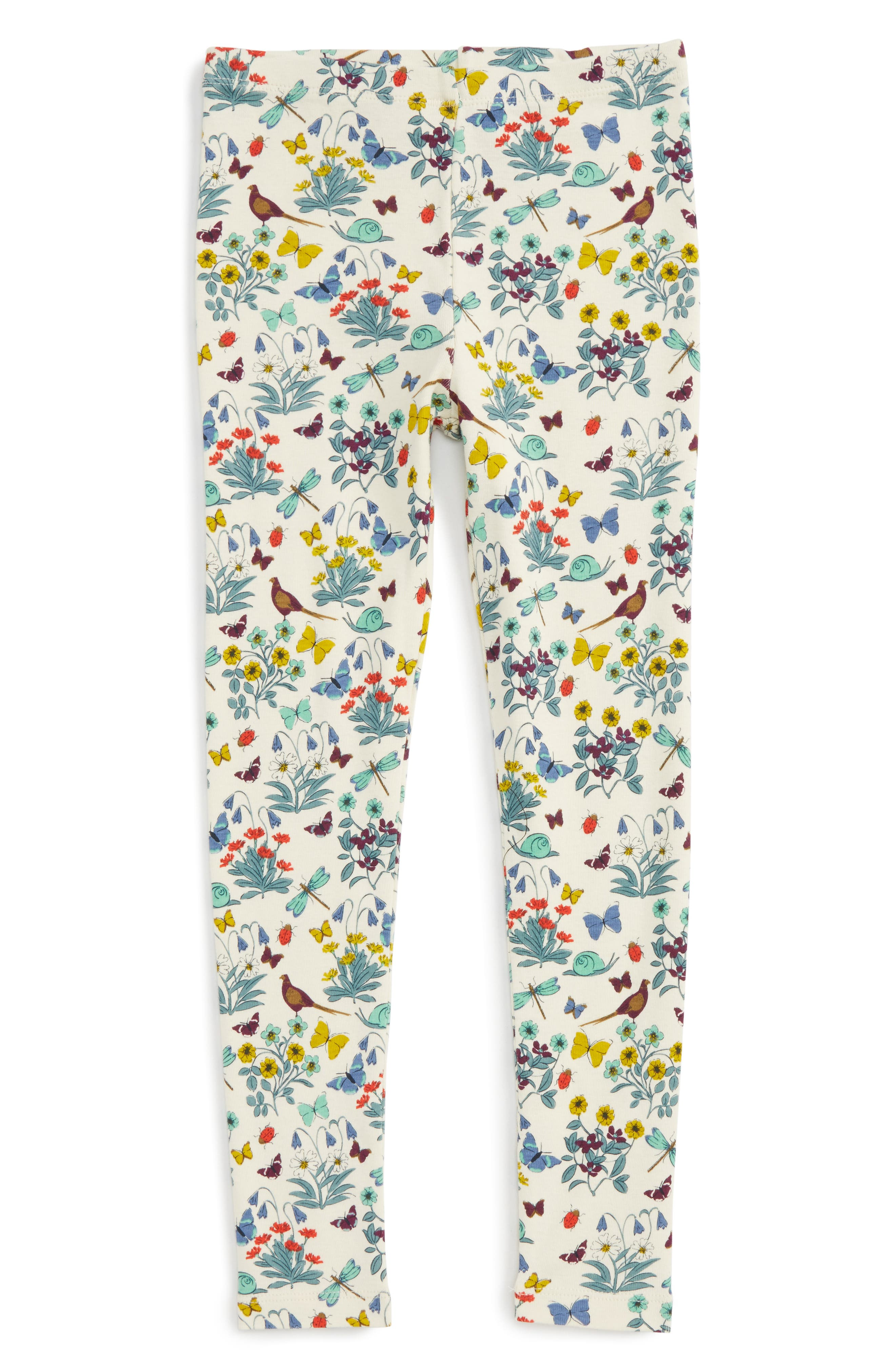 Tea Collection Heather Print Leggings (Toddler Girls, Little Girls & Big Girls)