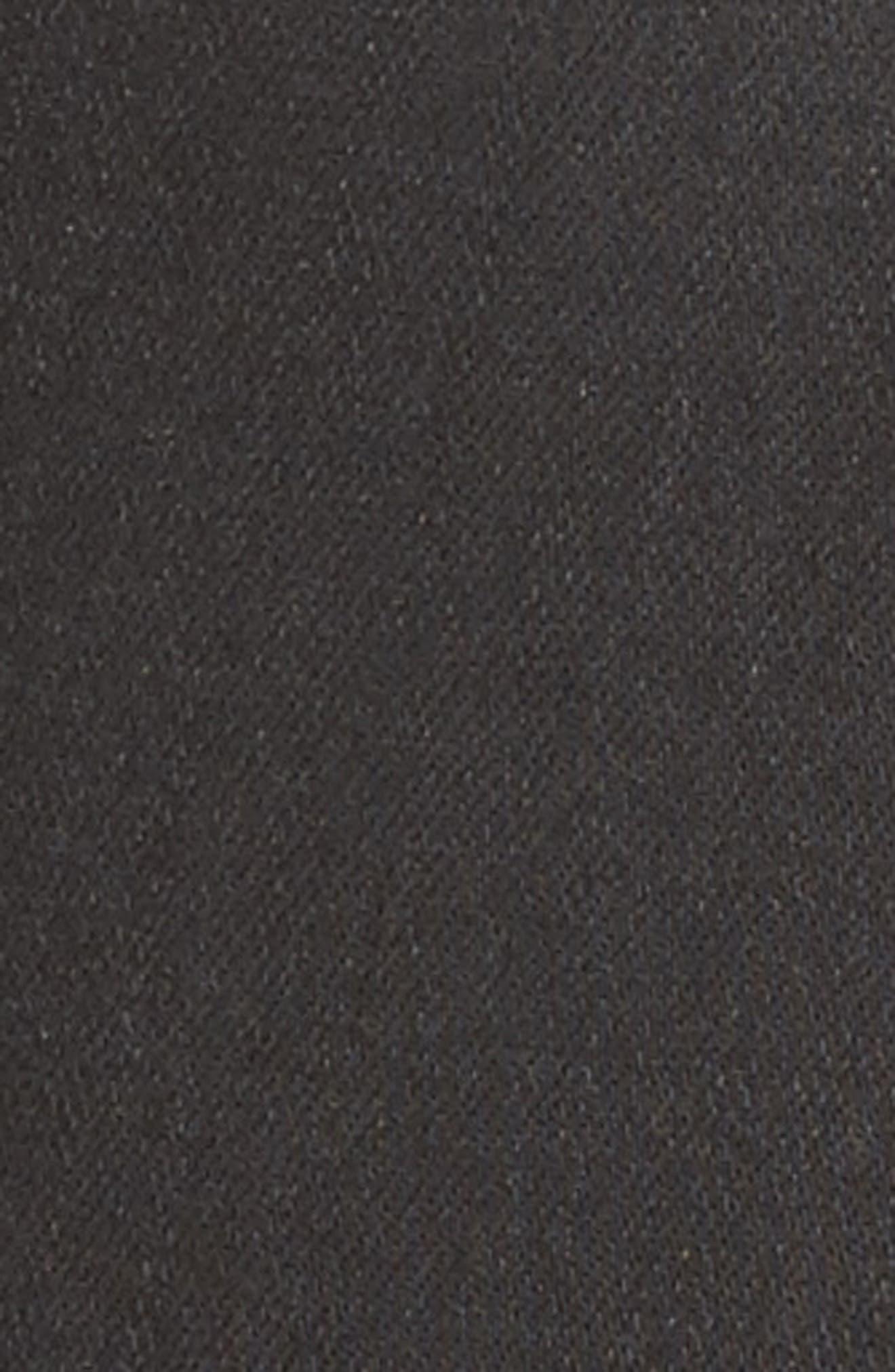 Alternate Image 5  - AG Farrah High Waist Ankle Skinny Jeans (Grey Mist)