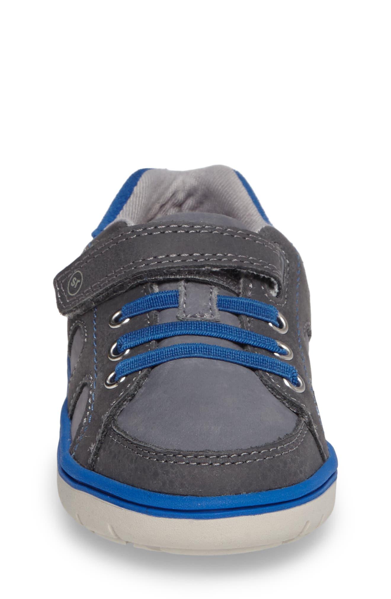 Alternate Image 4  - Stride Rite SRT Noe Sneaker (Baby, Walker, Toddler & Little Kid)