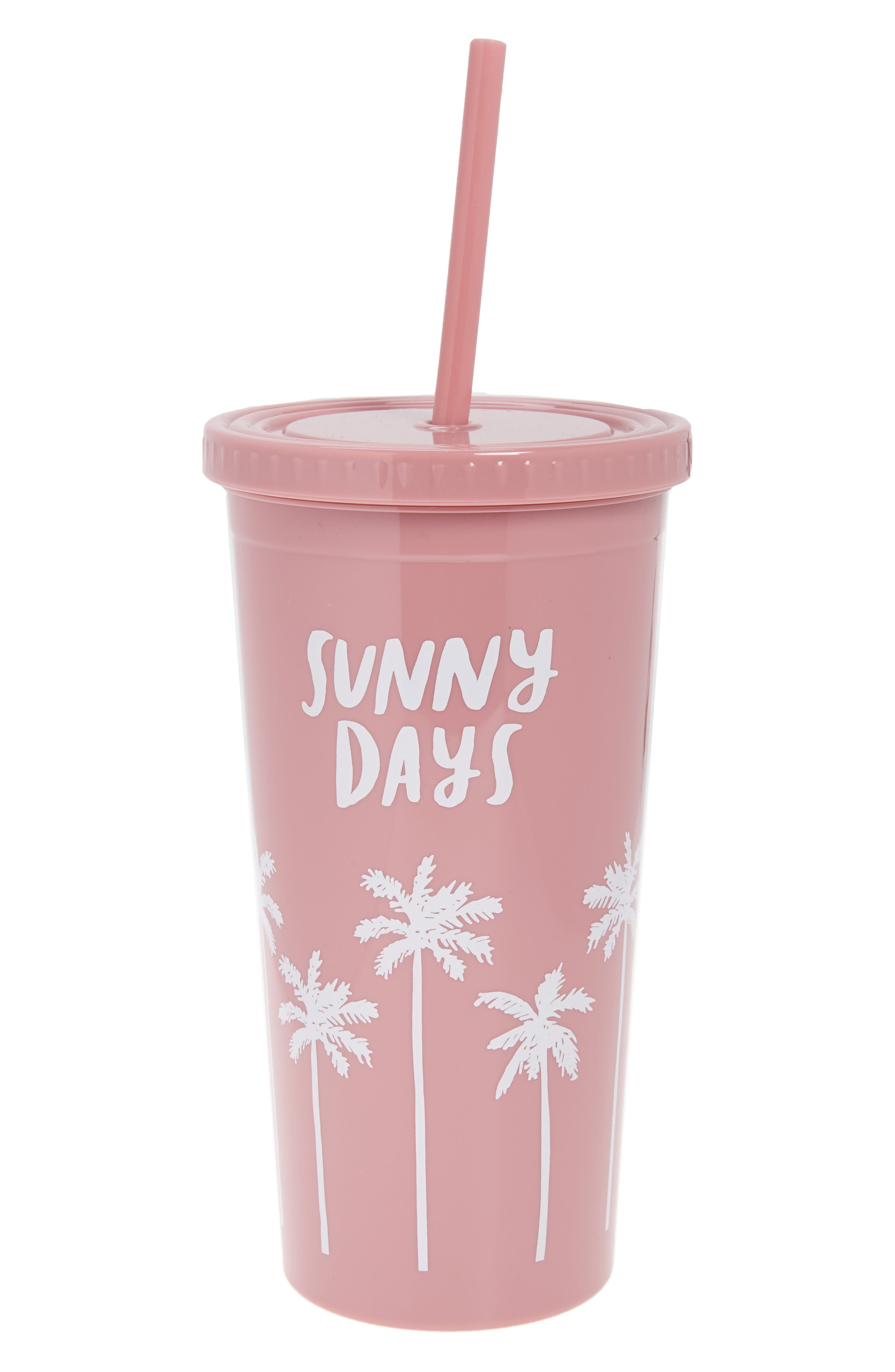 The Created Co. Sunny Days Tumbler & Straw