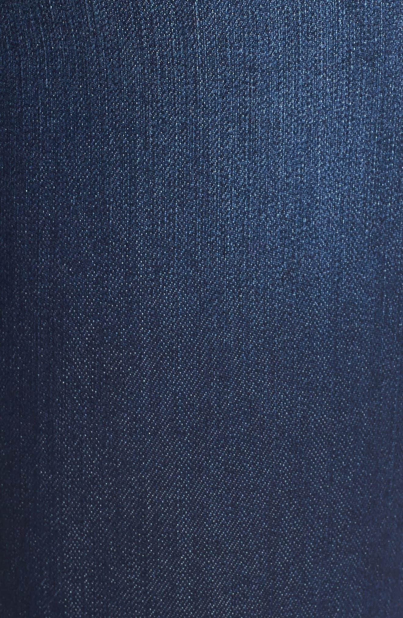 Alternate Image 5  - Wit & Wisdom Skinny Ankle Jeans (Nordstrom Exclusive) (Regular & Petite)