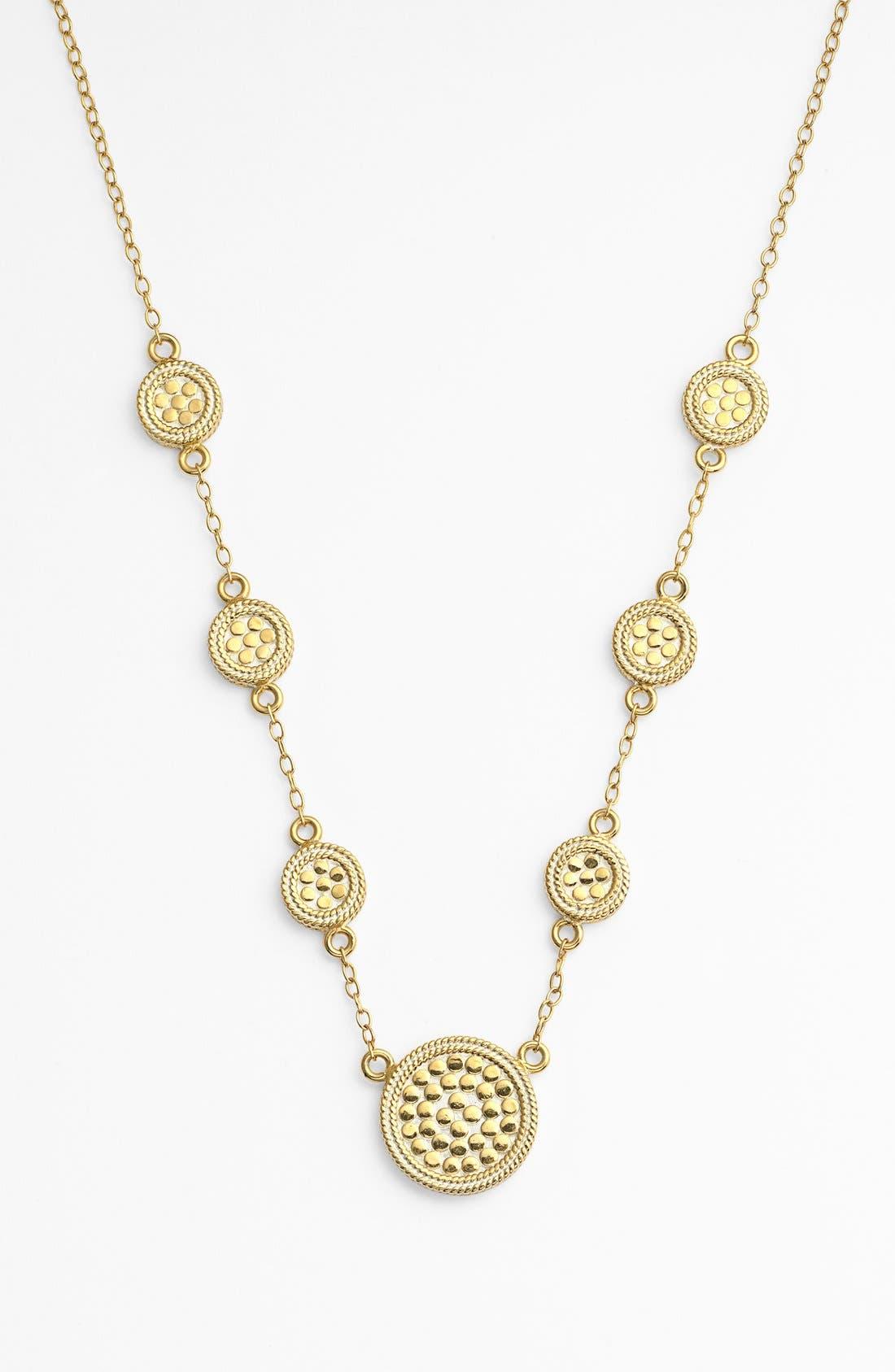 Main Image - Anna Beck 'Gili' Frontal Necklace