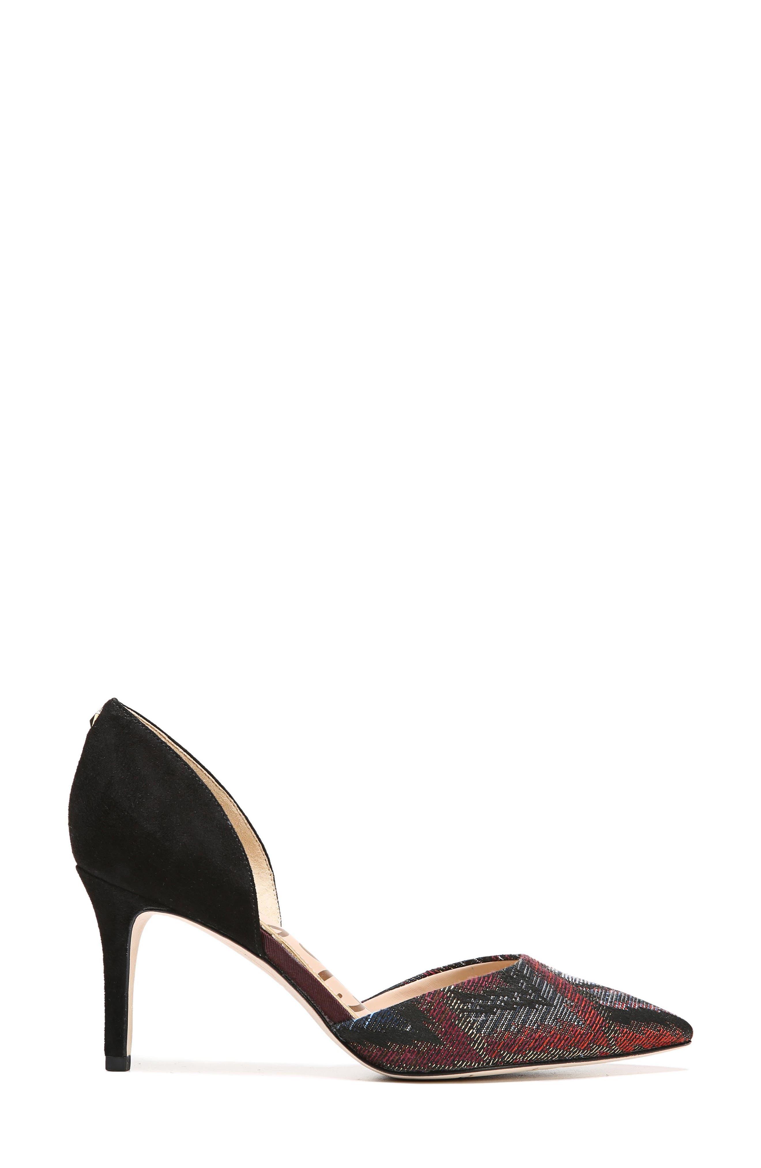 Alternate Image 3  - Sam Edelman 'Telsa' d'Orsay Pointy Toe Pump (Women)
