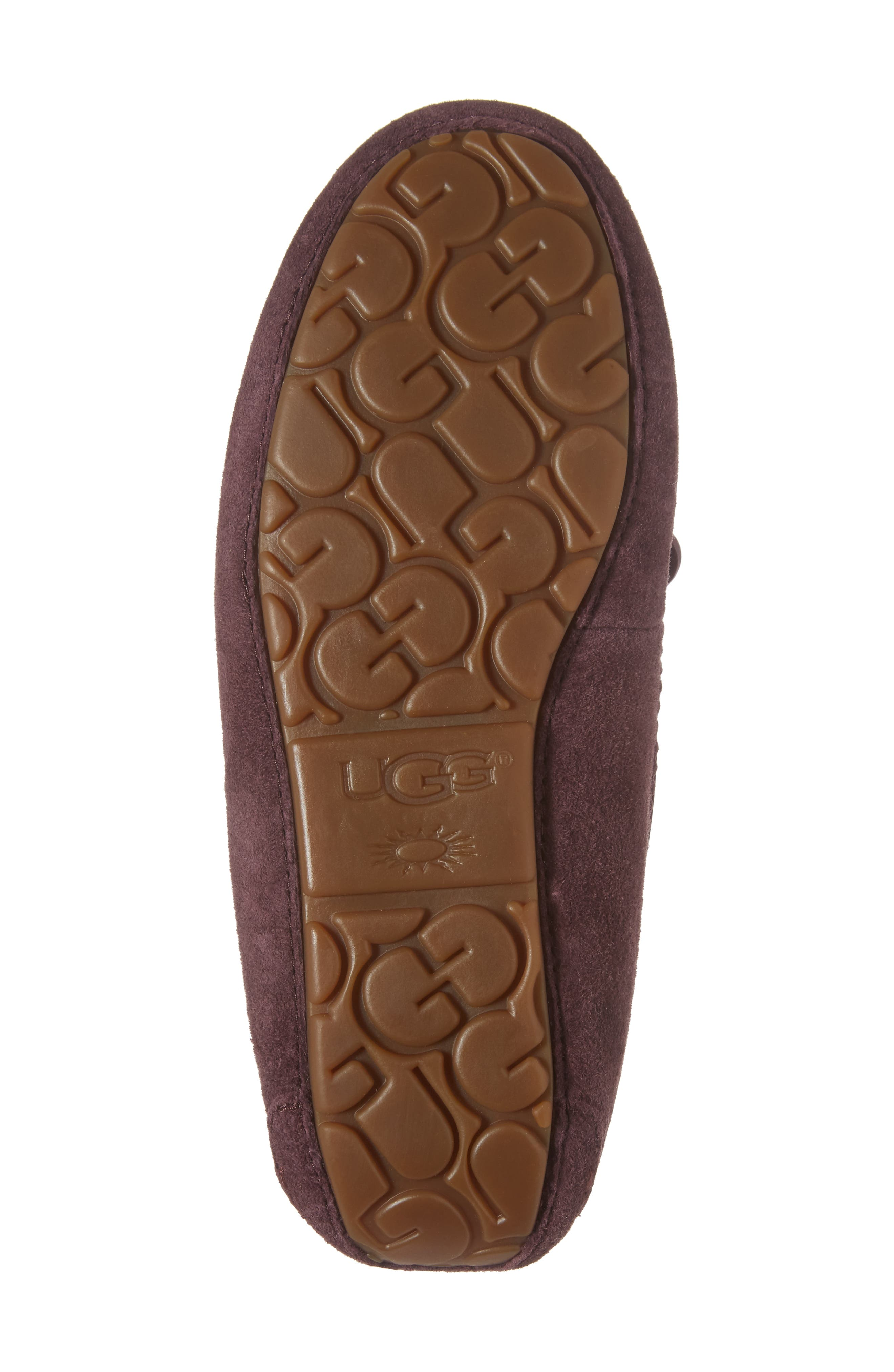 Alternate Image 6  - UGG® Dakota Metallic Slipper (Women)